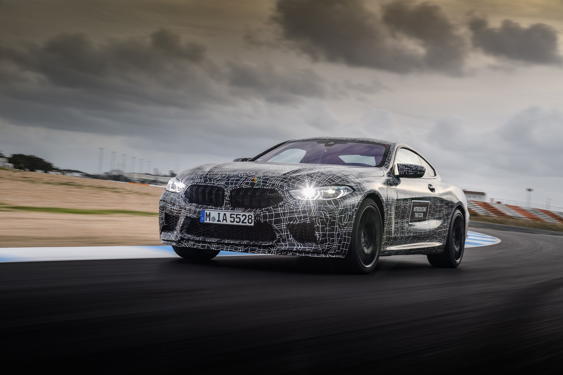BMW M8 2019 Official Spy Photos (25)