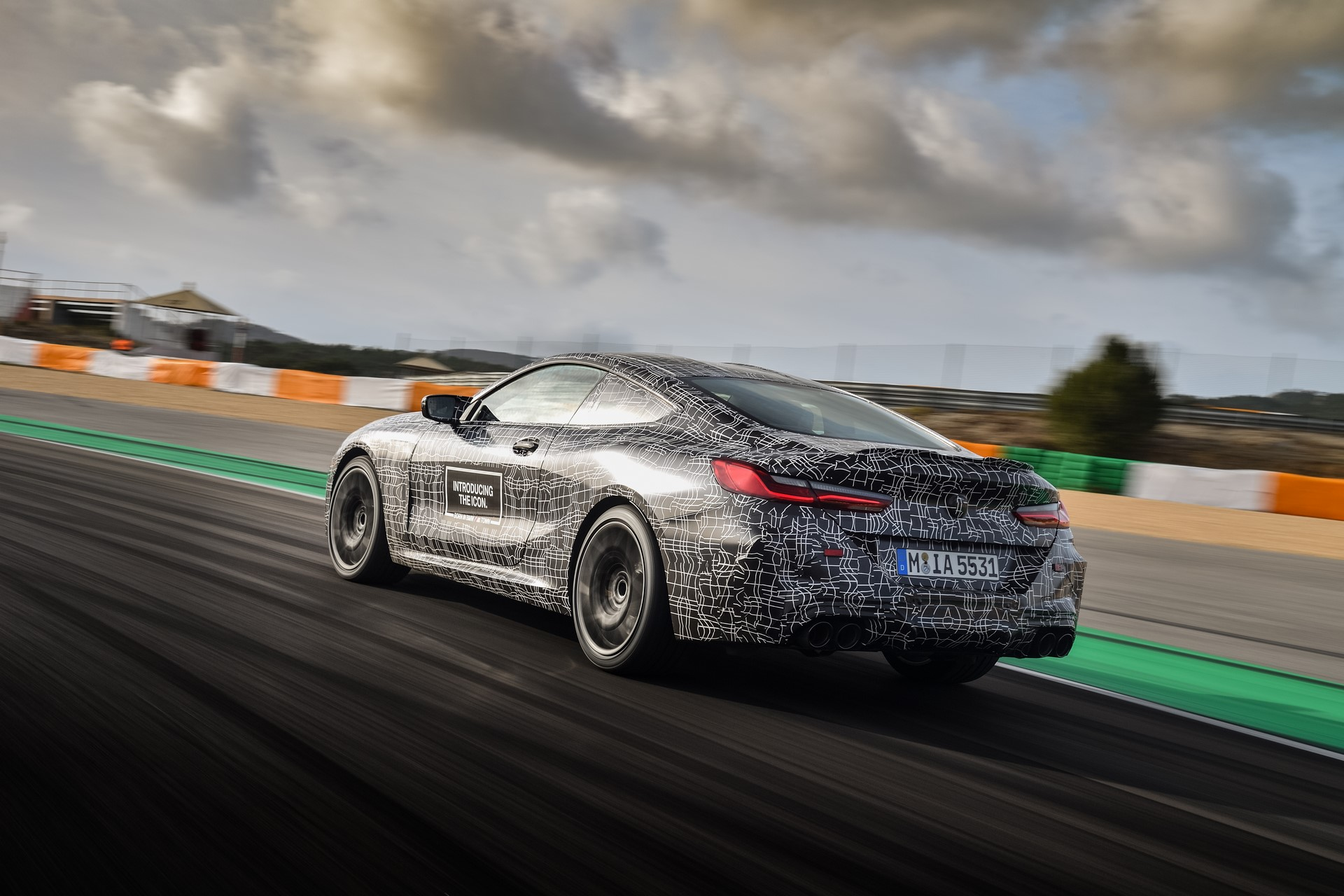 BMW M8 2019 Official Spy Photos (27)