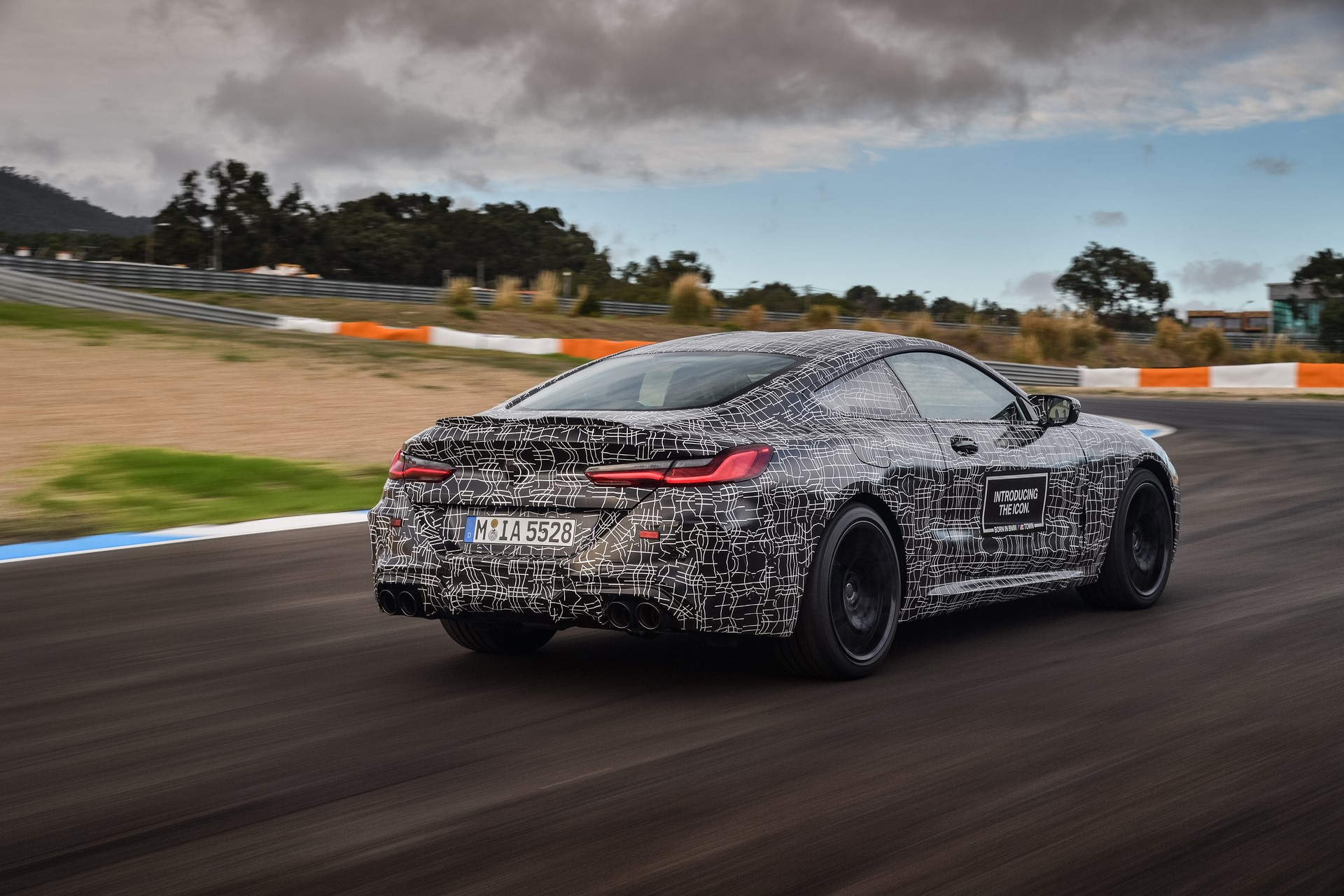 BMW M8 2019 Official Spy Photos (29)
