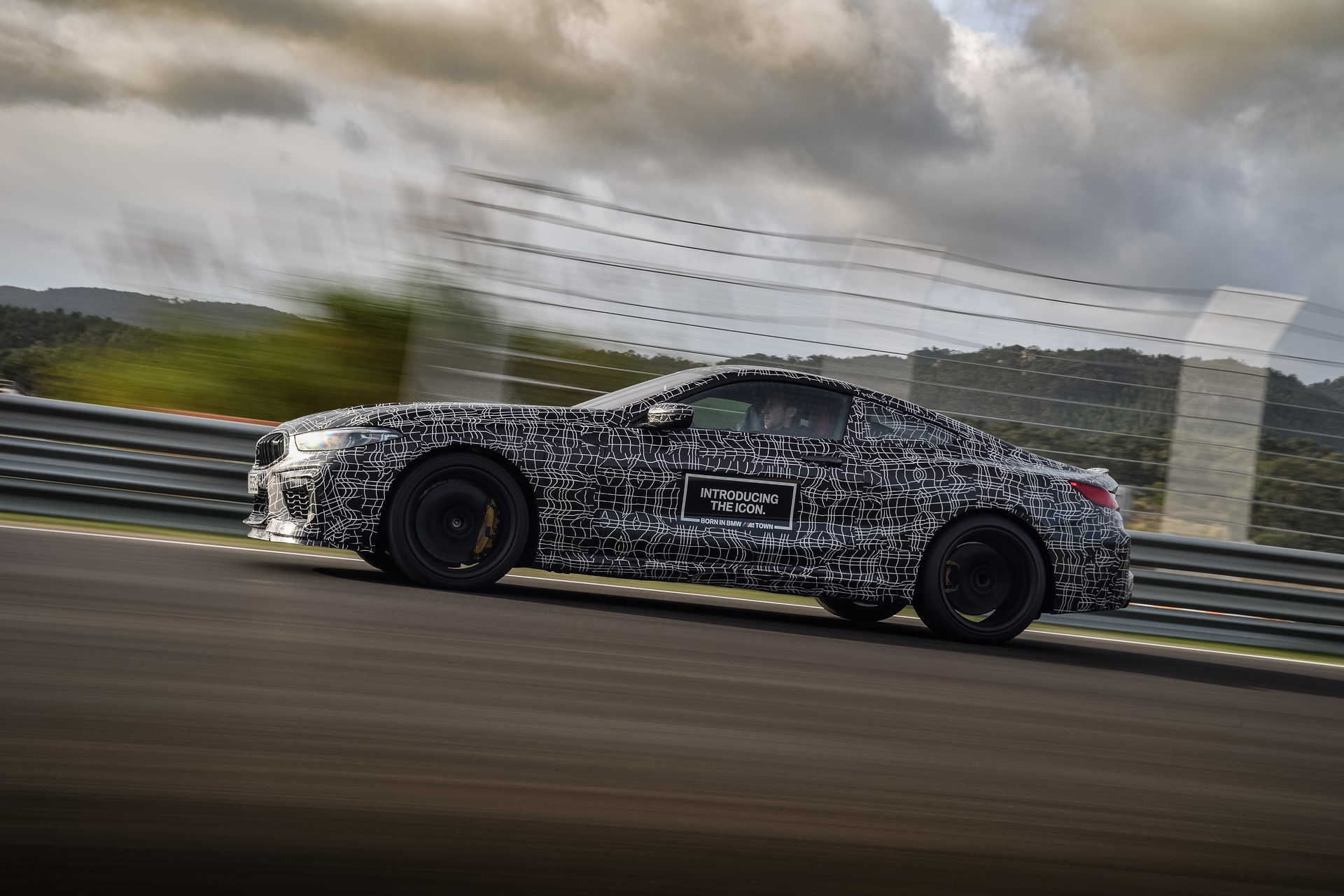 BMW M8 2019 Official Spy Photos (30)