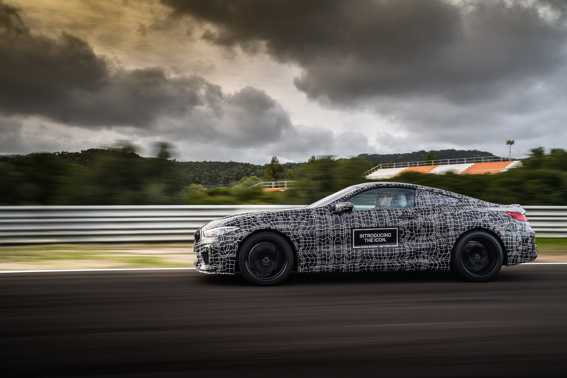 BMW M8 2019 Official Spy Photos (31)