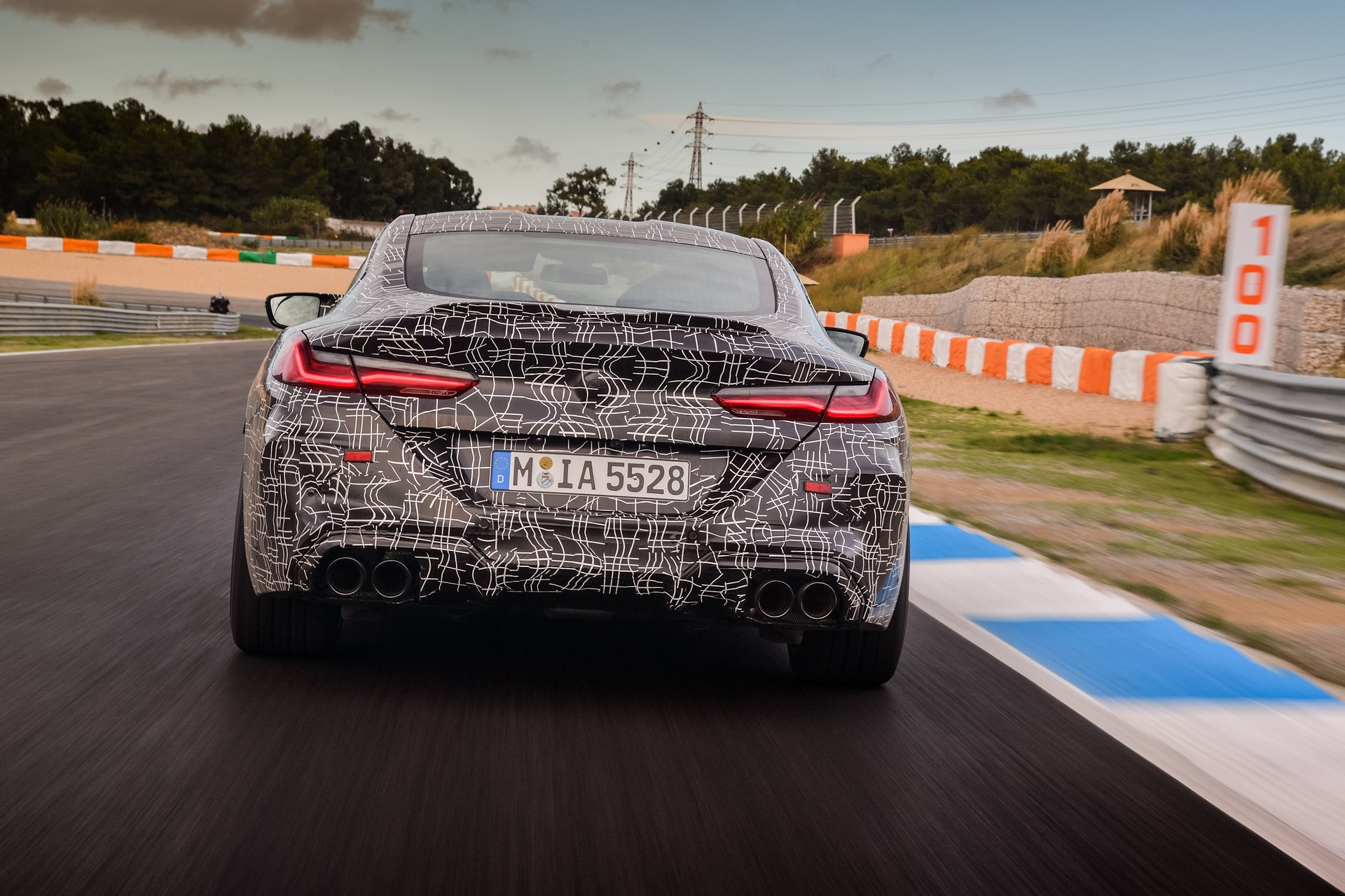 BMW M8 2019 Official Spy Photos (32)
