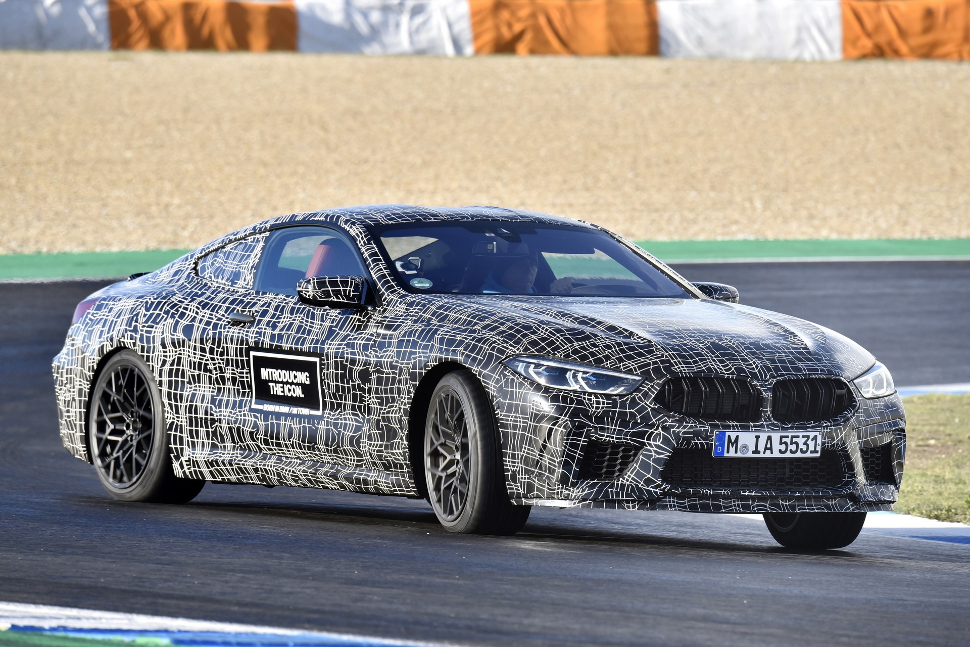 BMW M8 2019 Official Spy Photos (33)
