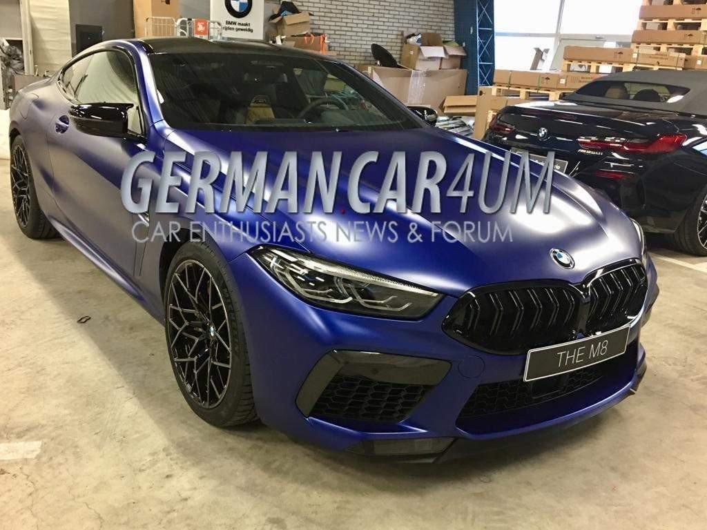 Γεια σου BMW M8 Competition - Autoblog.gr