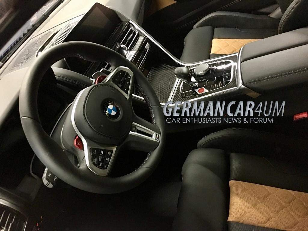 BMW M8 Competition photos (11)