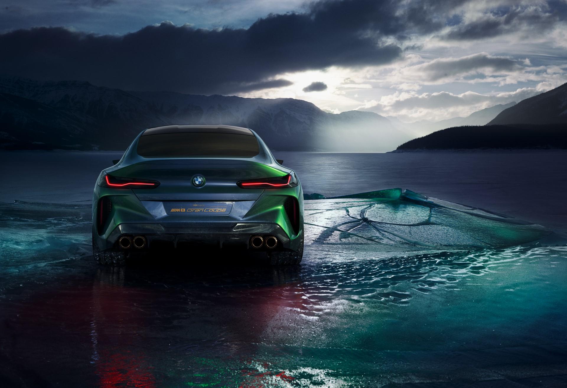 BMW M8 Gran Coupe concept (10)