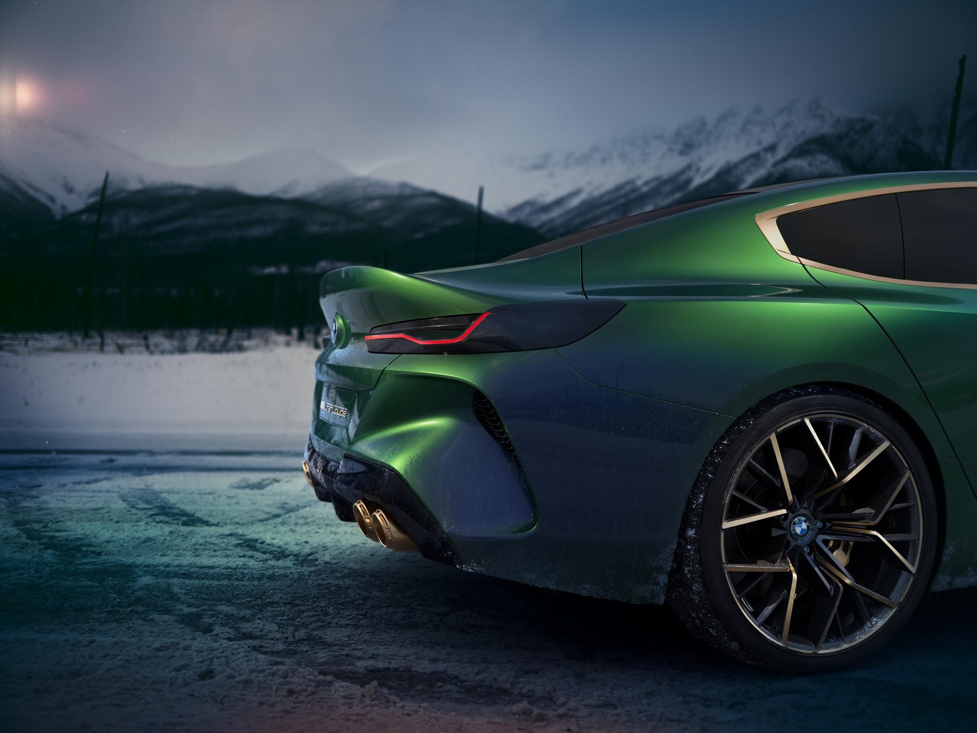 BMW M8 Gran Coupe concept (11)