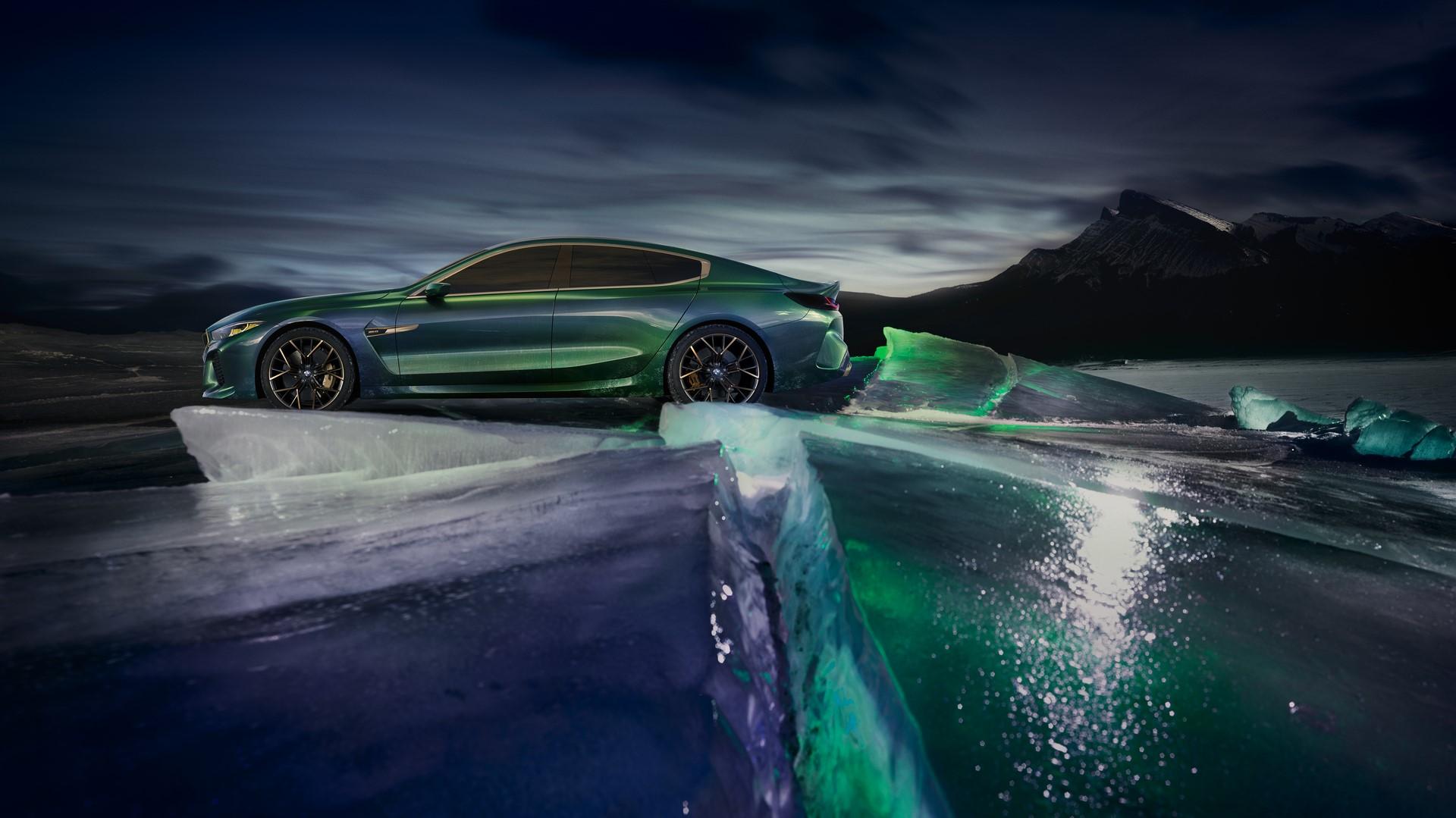 BMW M8 Gran Coupe concept (12)