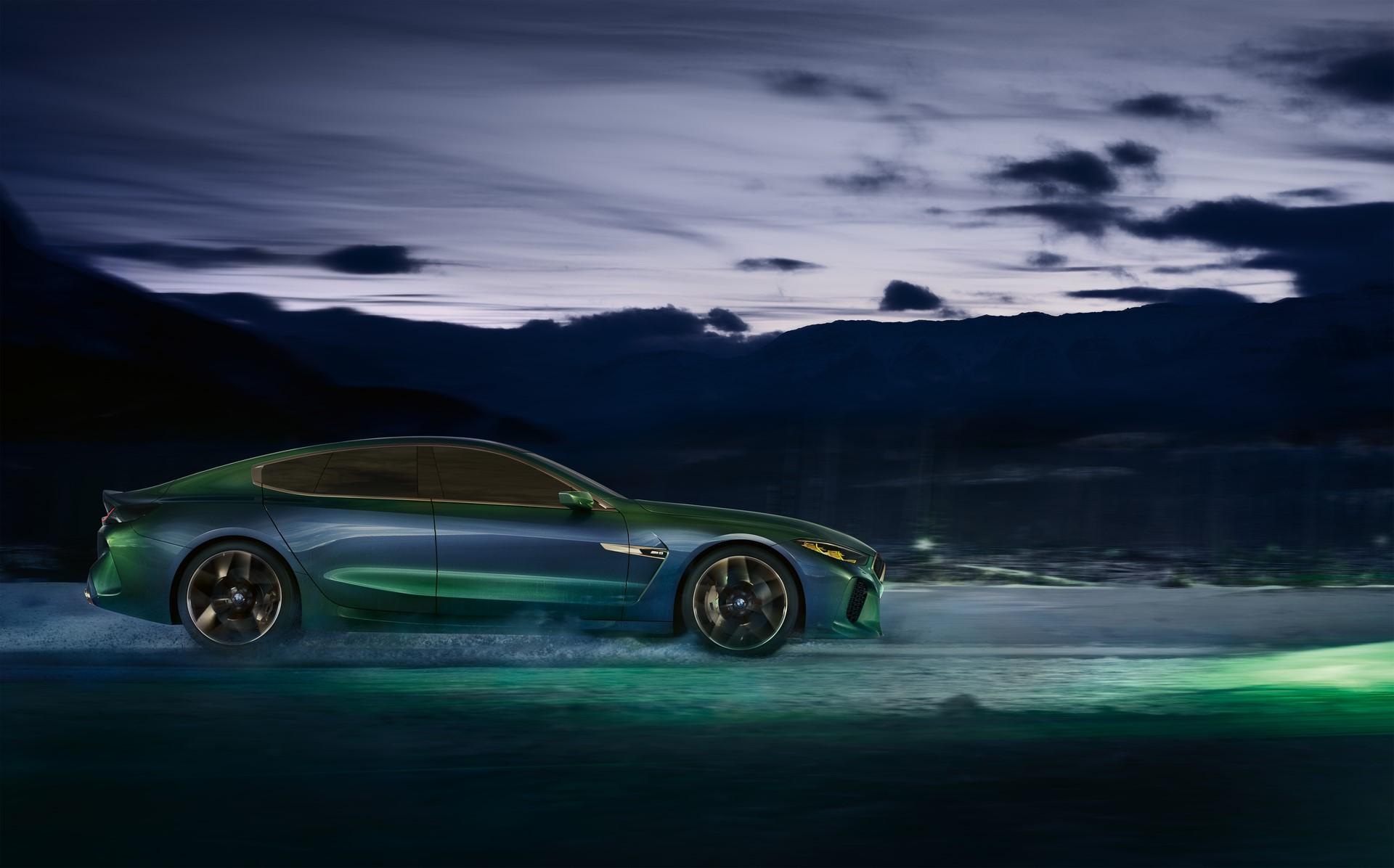 BMW M8 Gran Coupe concept (13)