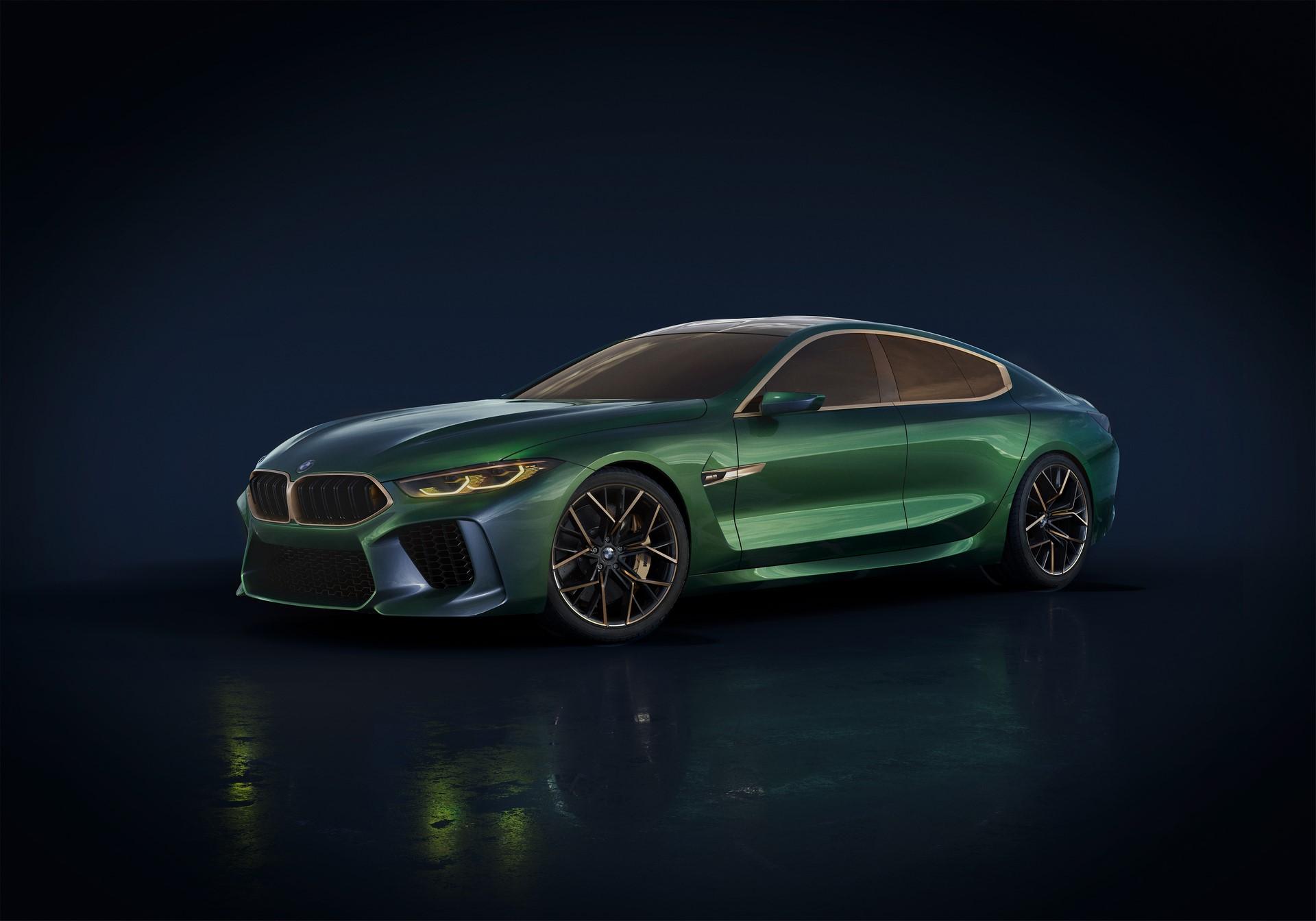 BMW M8 Gran Coupe concept (14)