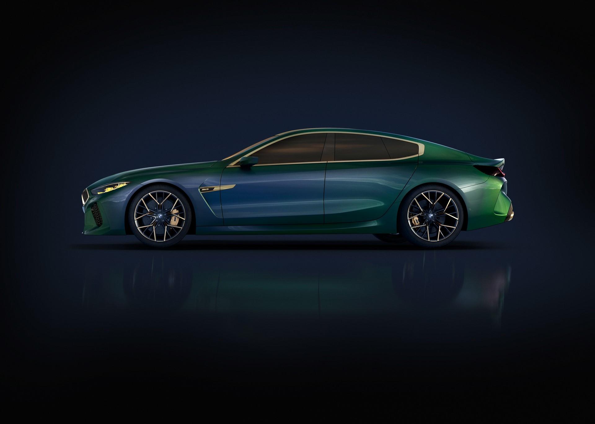 BMW M8 Gran Coupe concept (15)