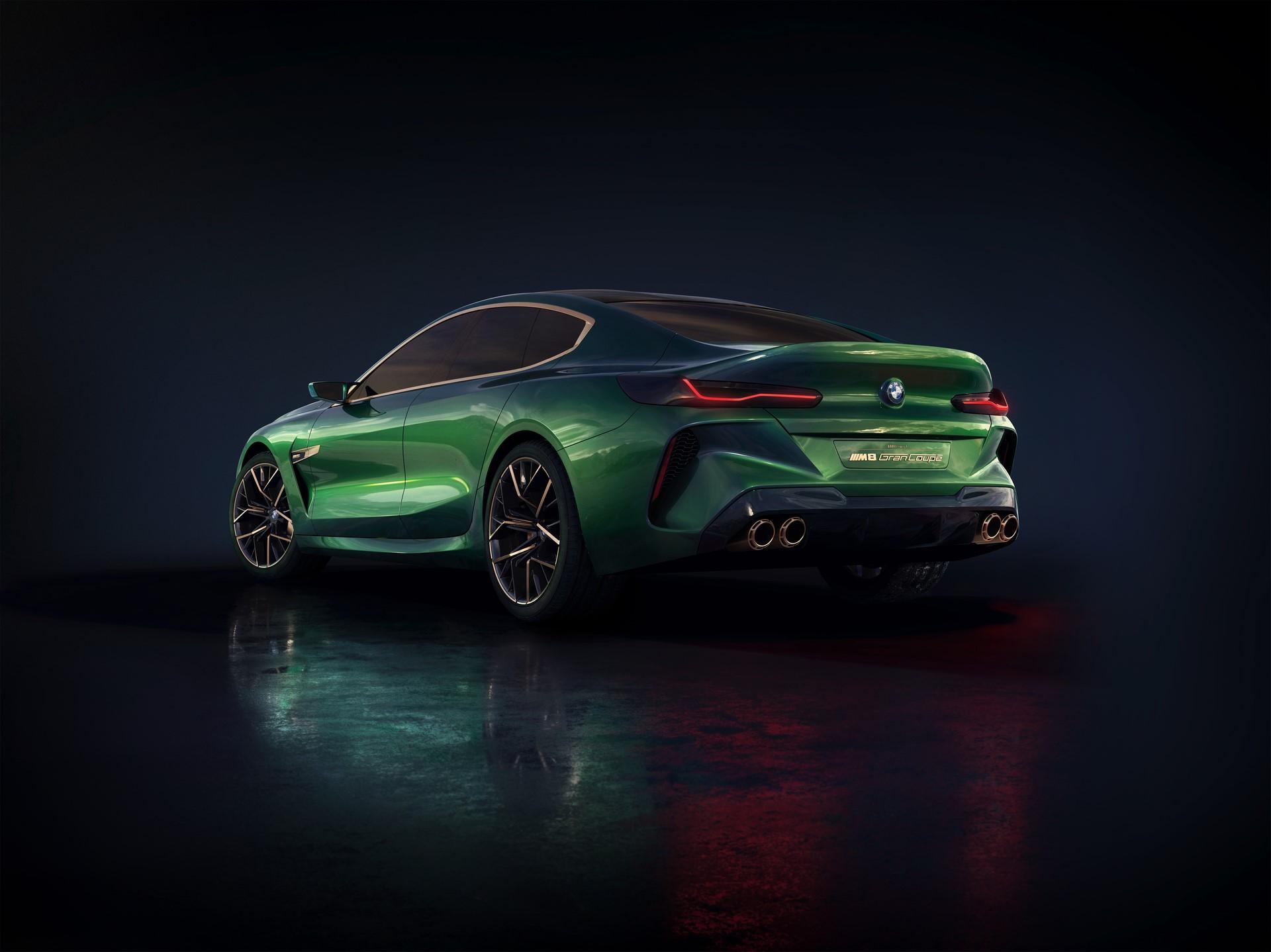 BMW M8 Gran Coupe concept (16)