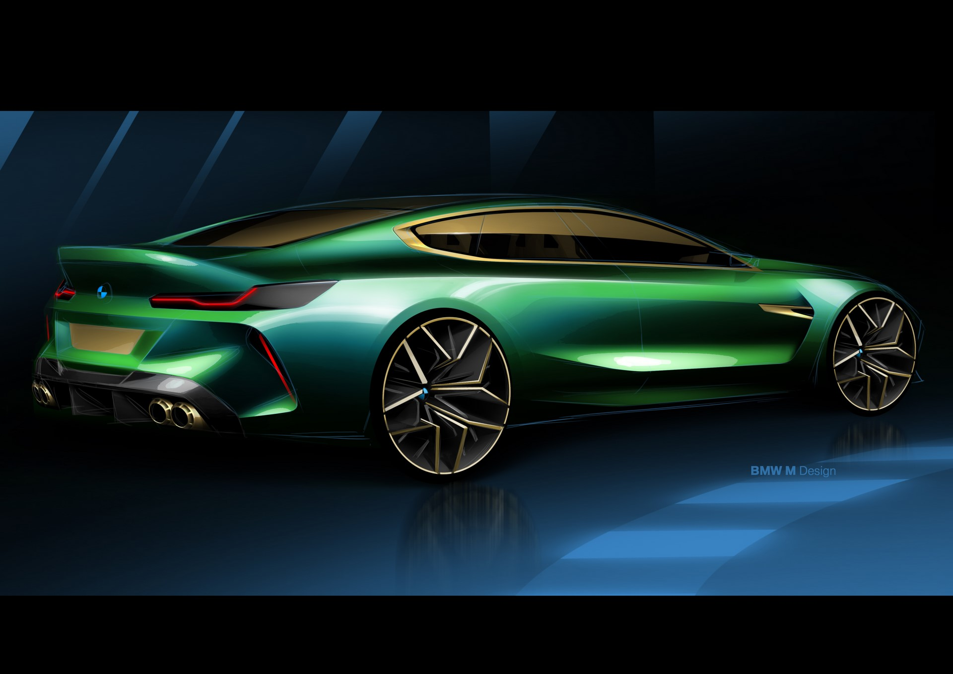 BMW M8 Gran Coupe concept (19)