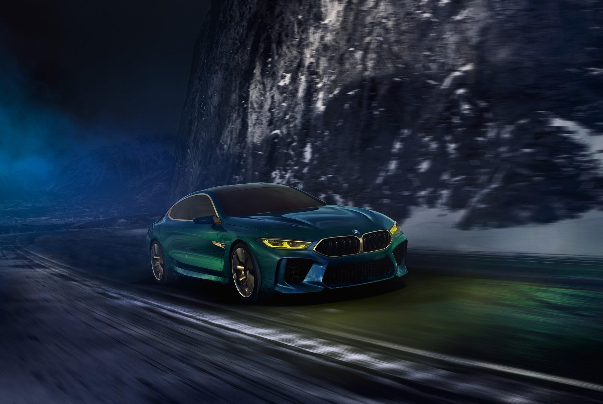 BMW M8 Gran Coupe concept (2)