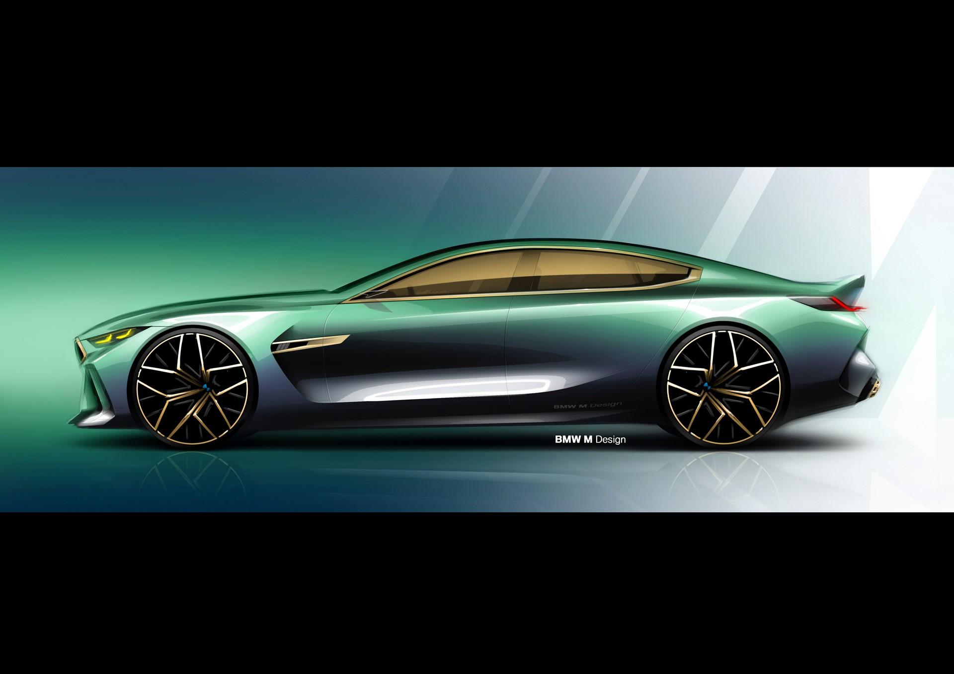 BMW M8 Gran Coupe concept (20)