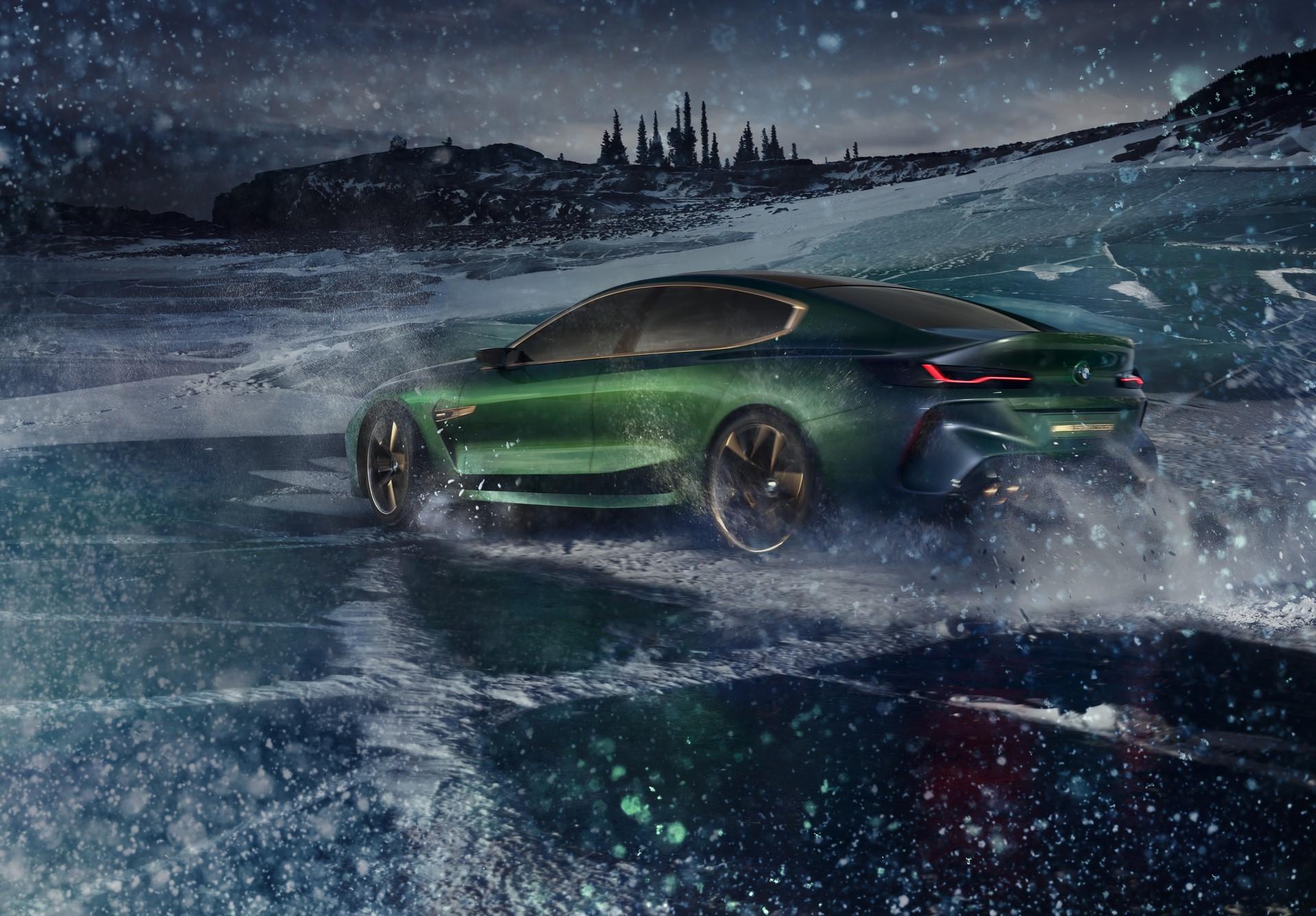 BMW M8 Gran Coupe concept (3)
