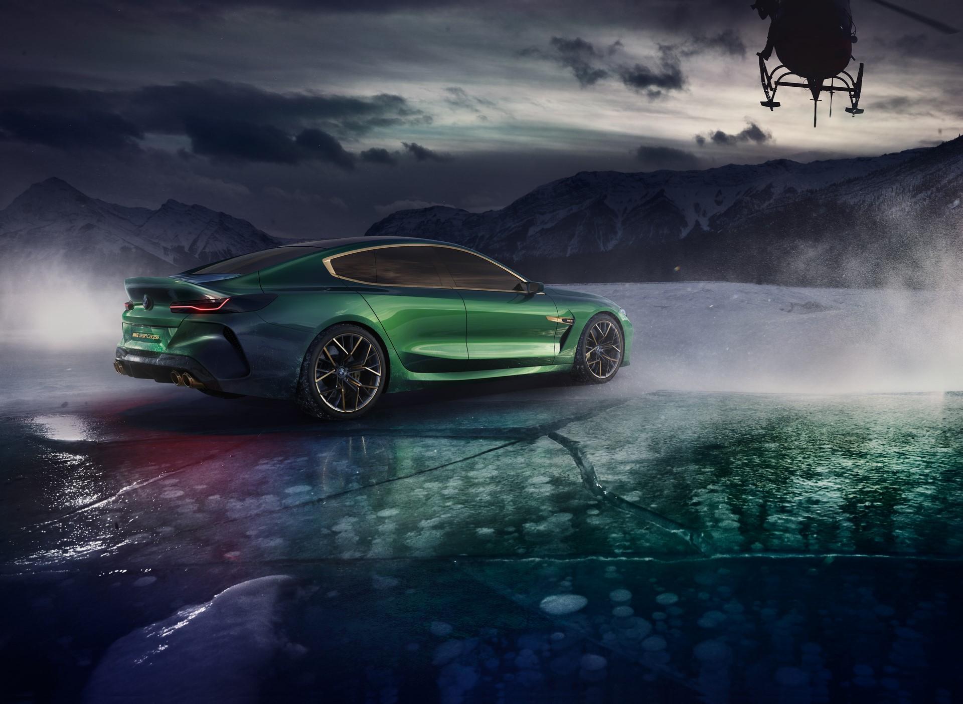 BMW M8 Gran Coupe concept (4)