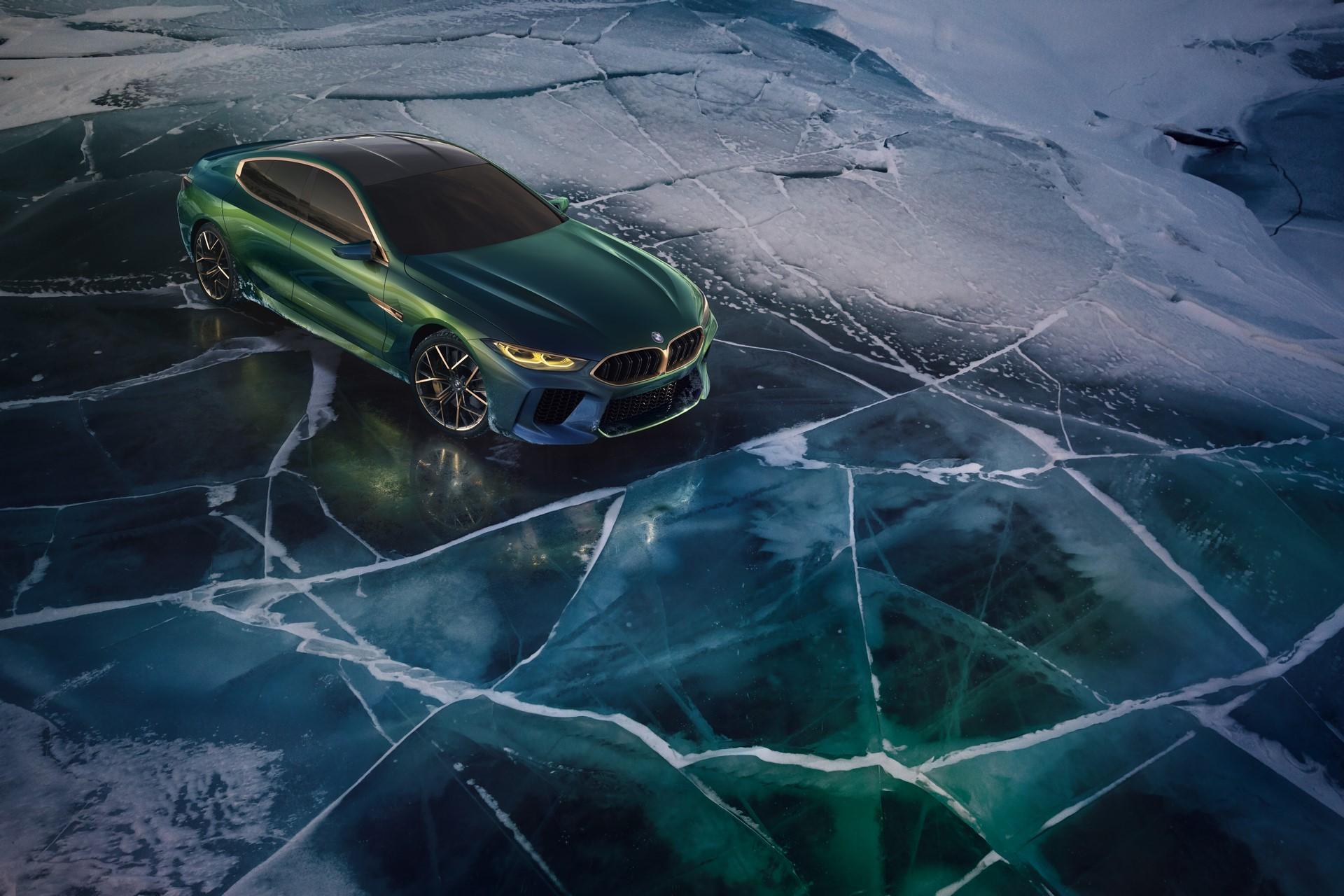 BMW M8 Gran Coupe concept (6)