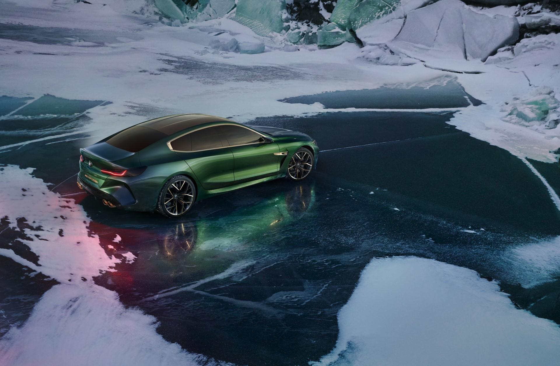 BMW M8 Gran Coupe concept (8)