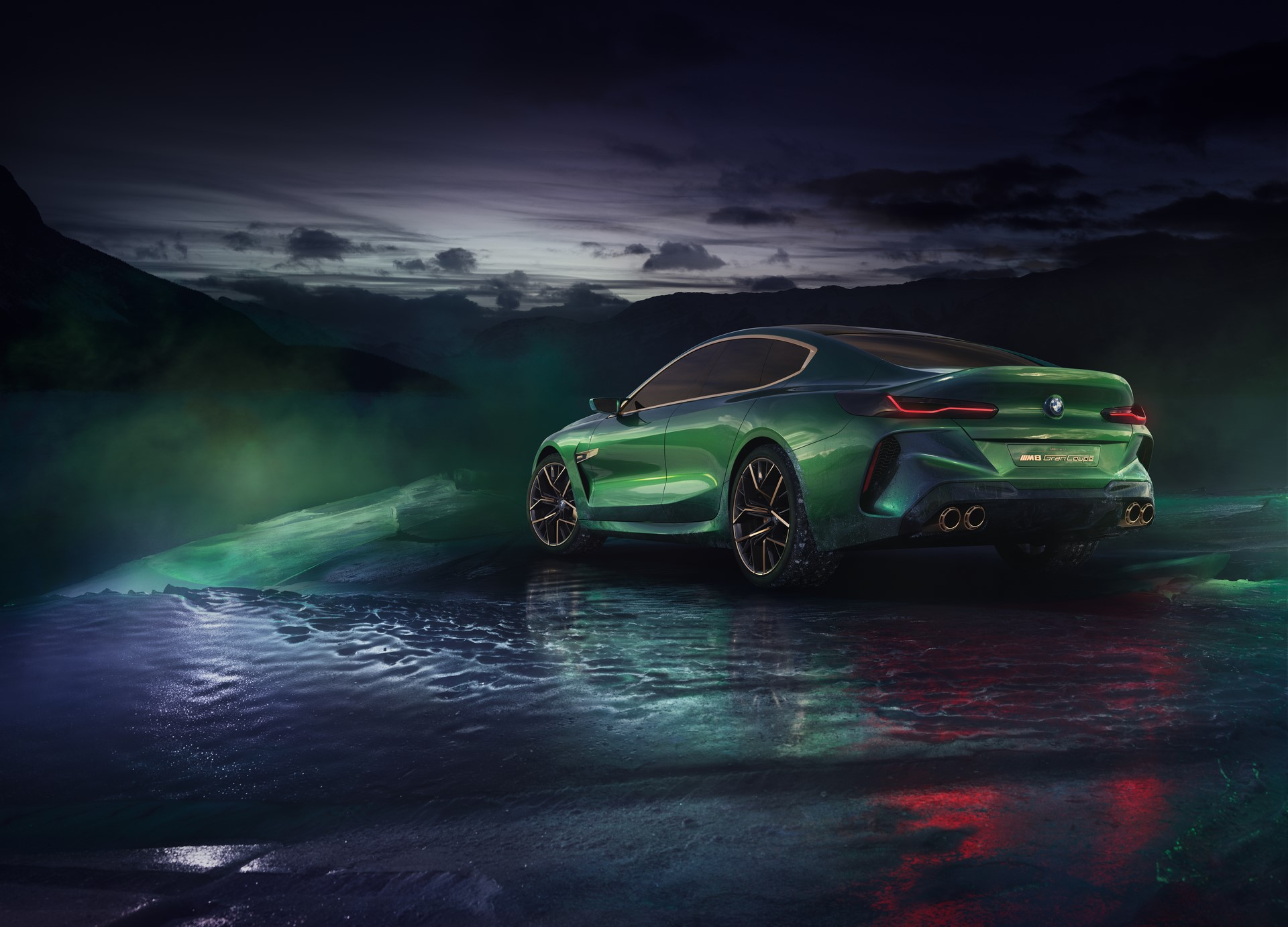 BMW M8 Gran Coupe concept (9)