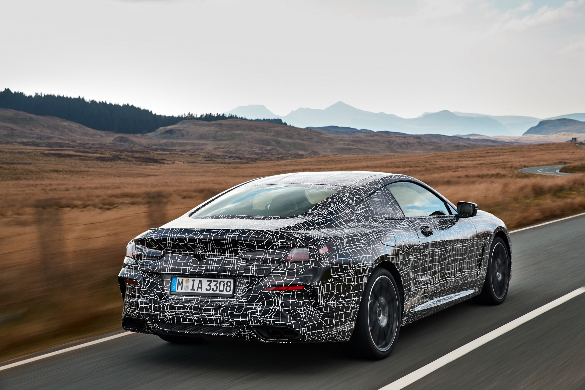 BMW M850i xDrive spy (10)