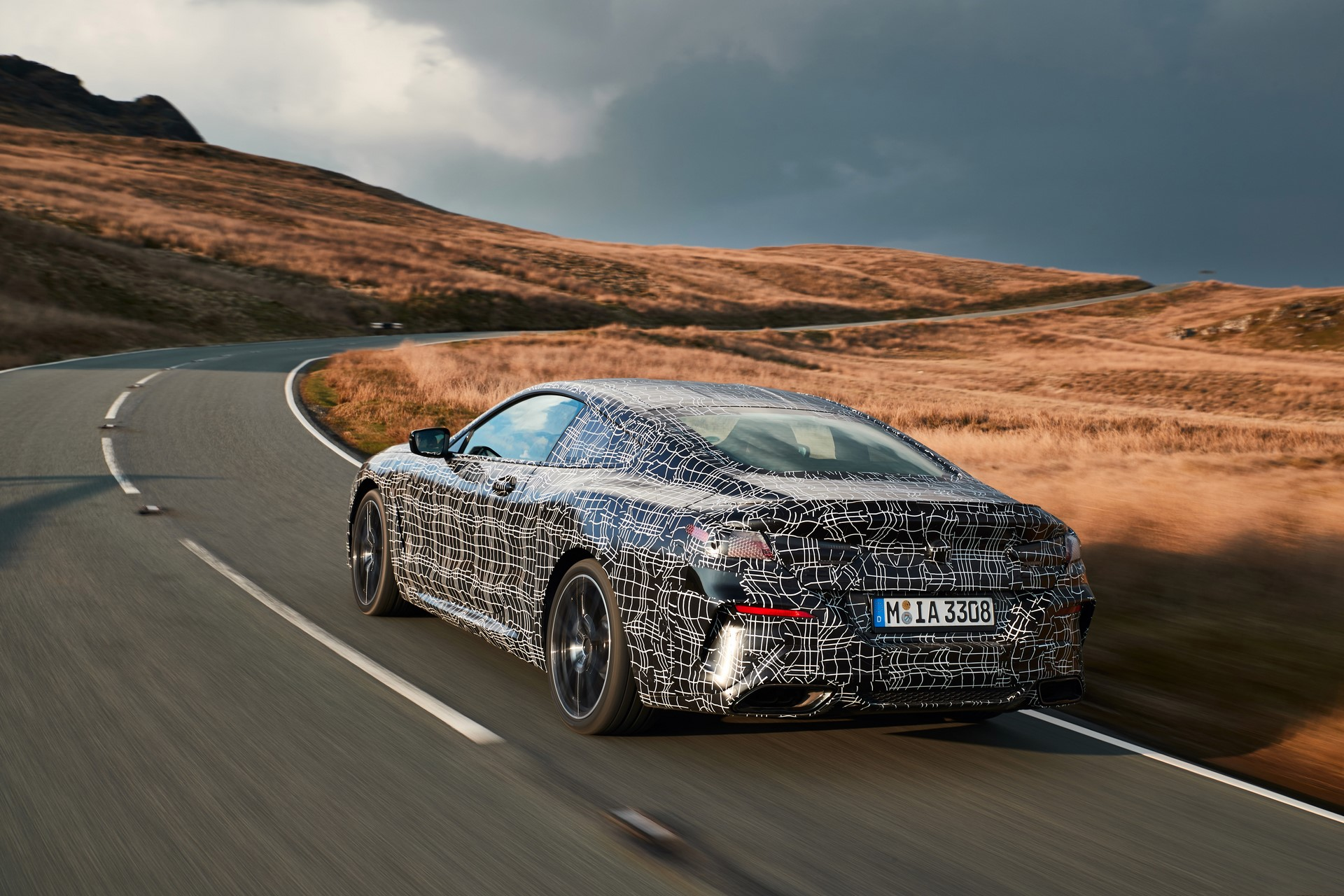 BMW M850i xDrive spy (17)