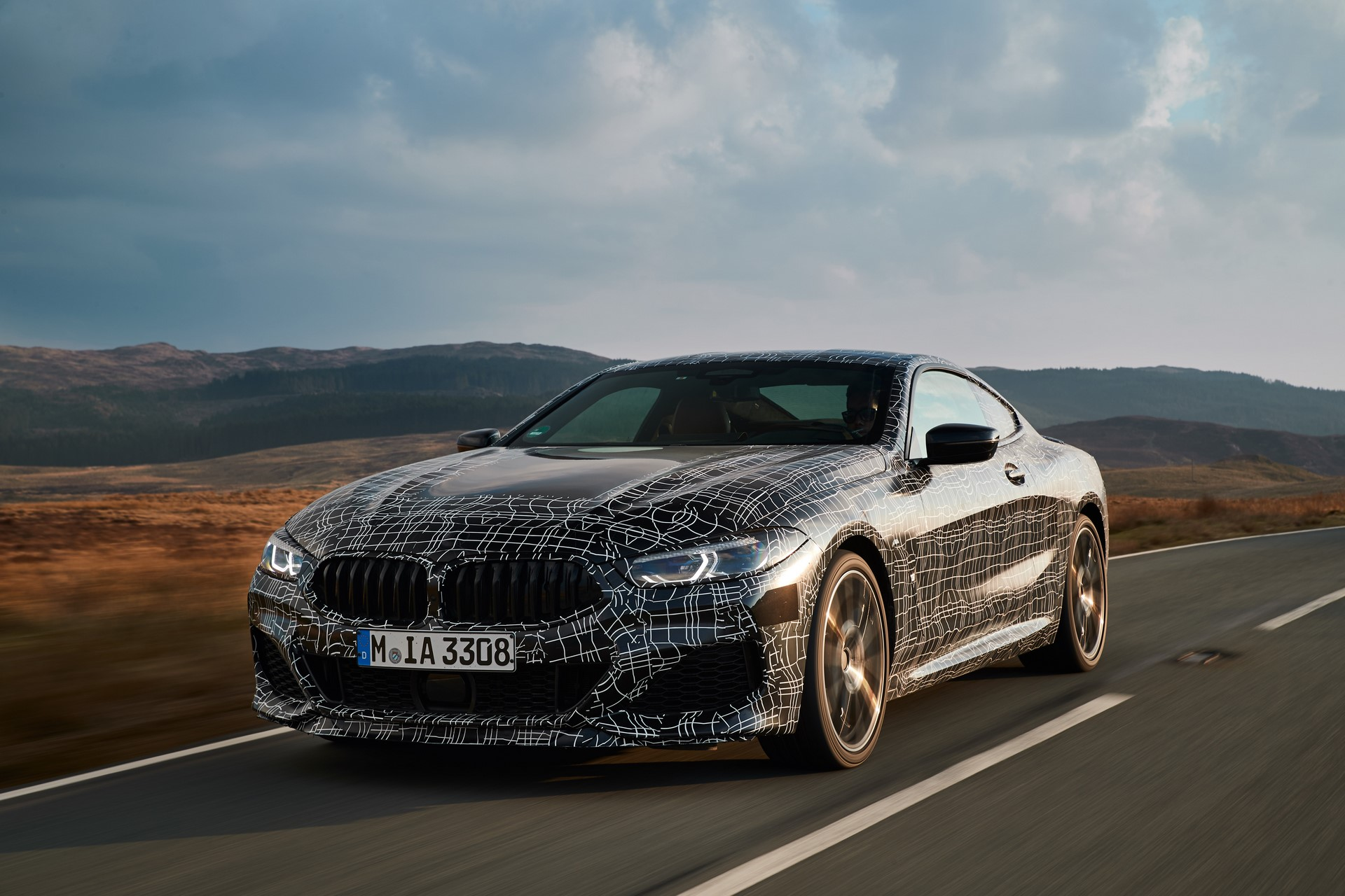 BMW M850i xDrive spy (20)