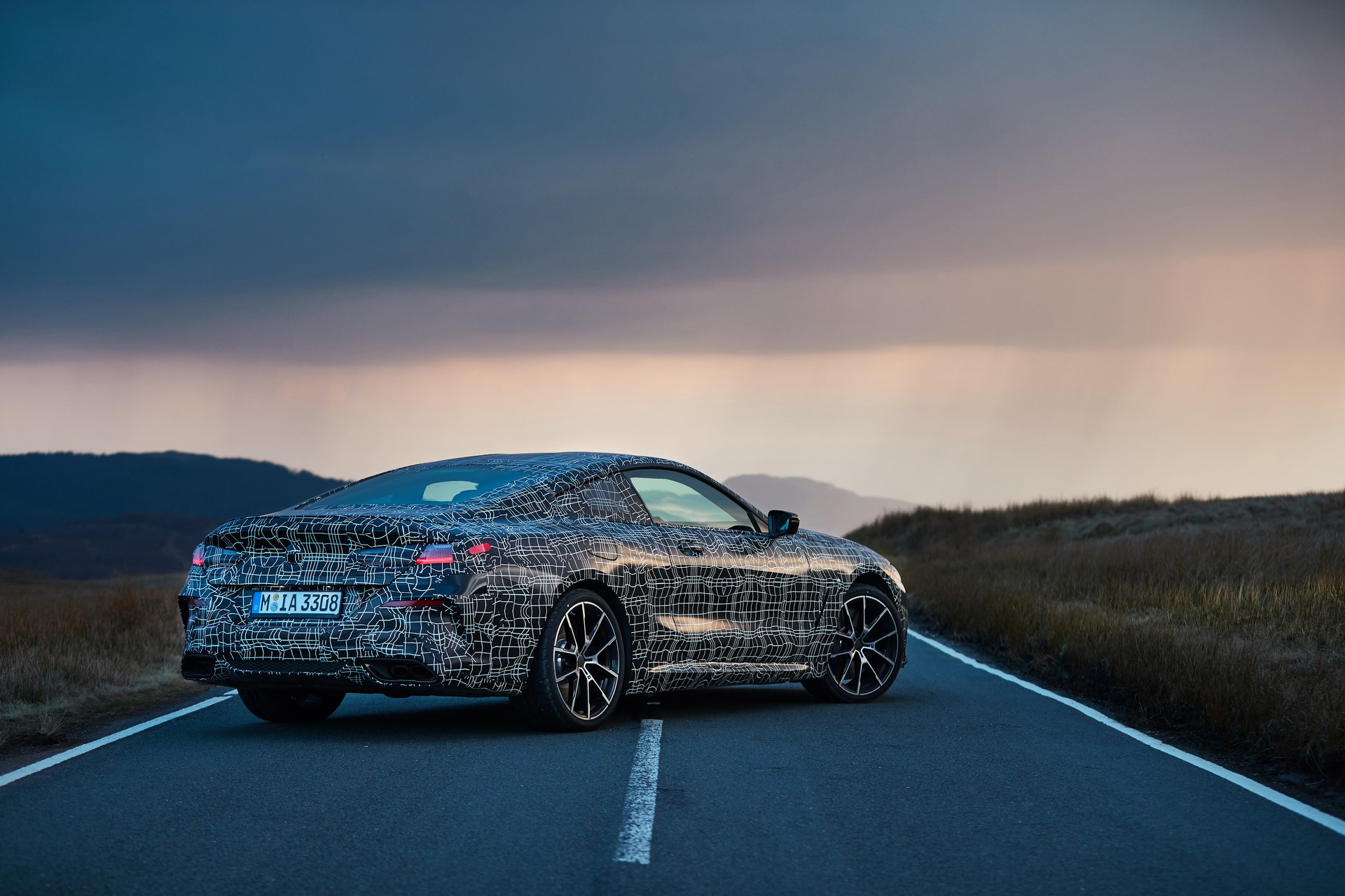 BMW M850i xDrive spy (27)
