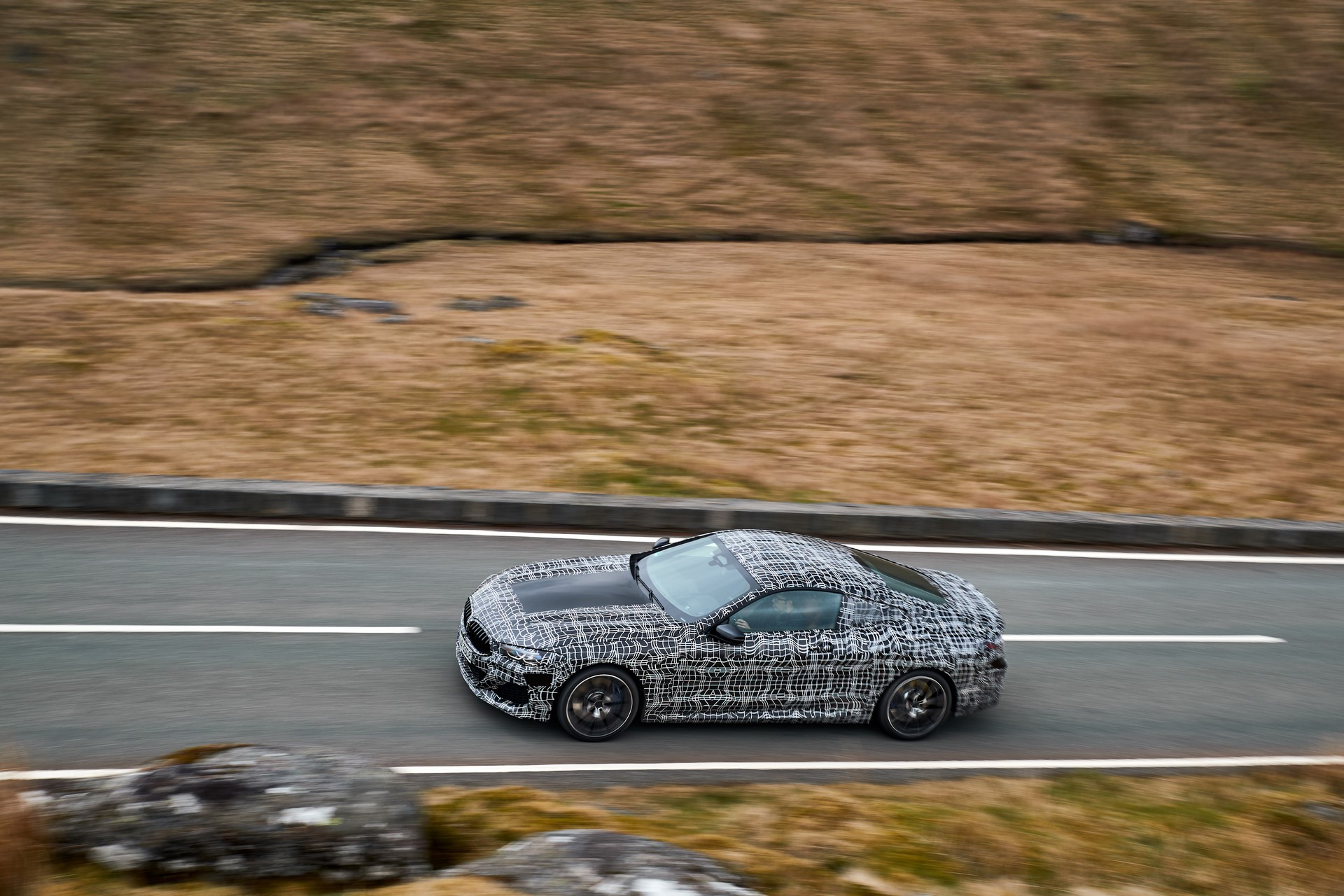 BMW M850i xDrive spy (28)