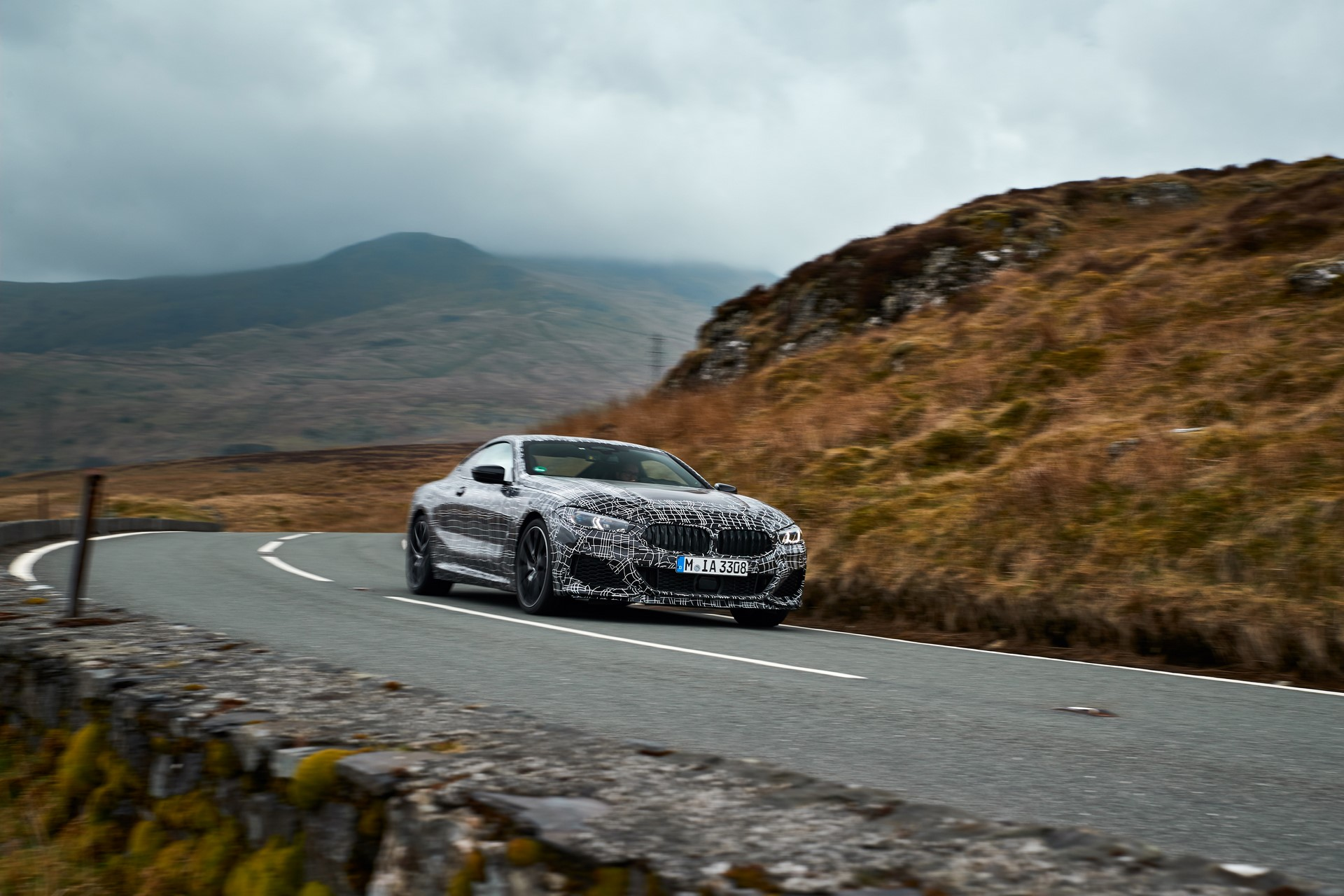 BMW M850i xDrive spy (29)