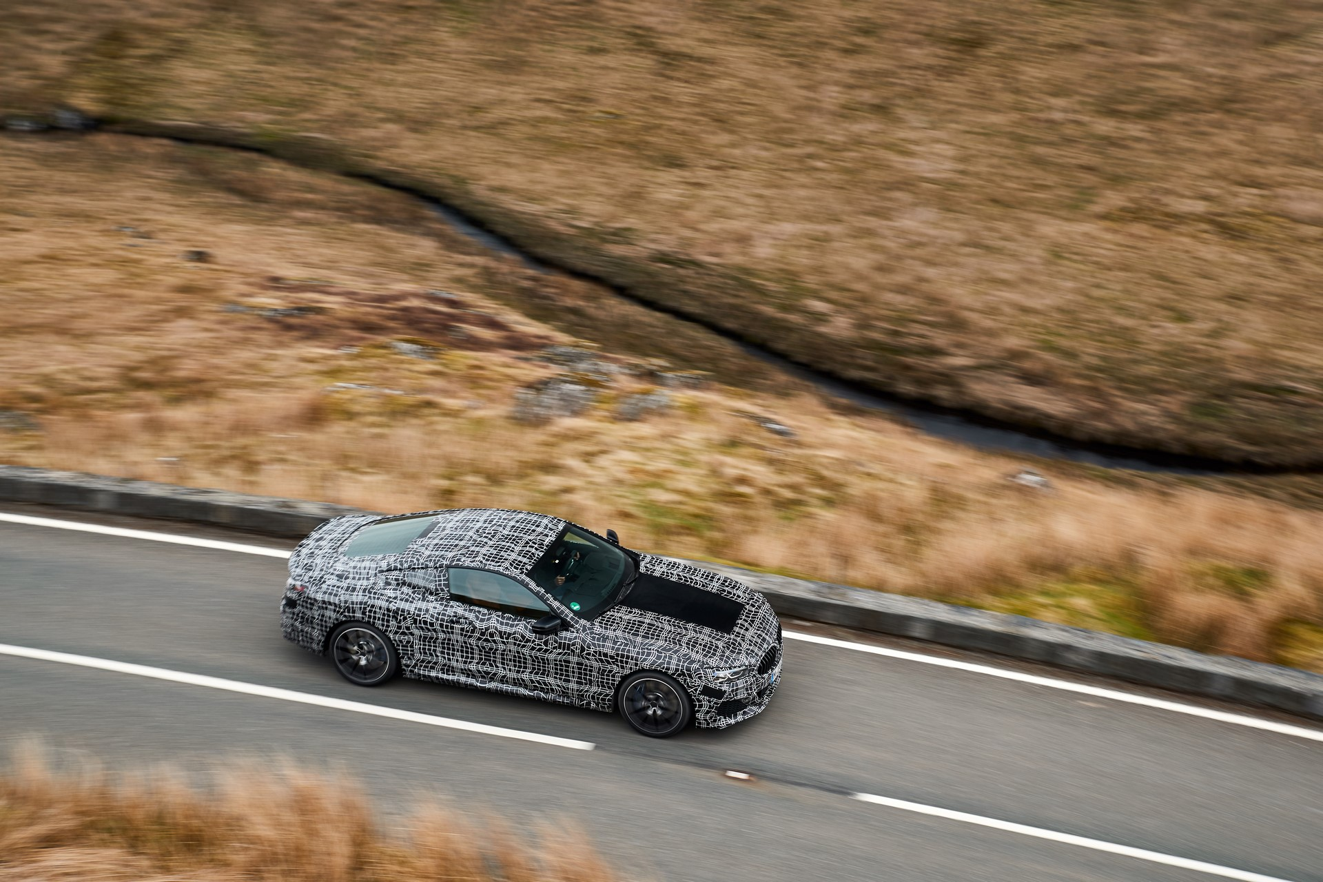 BMW M850i xDrive spy (30)