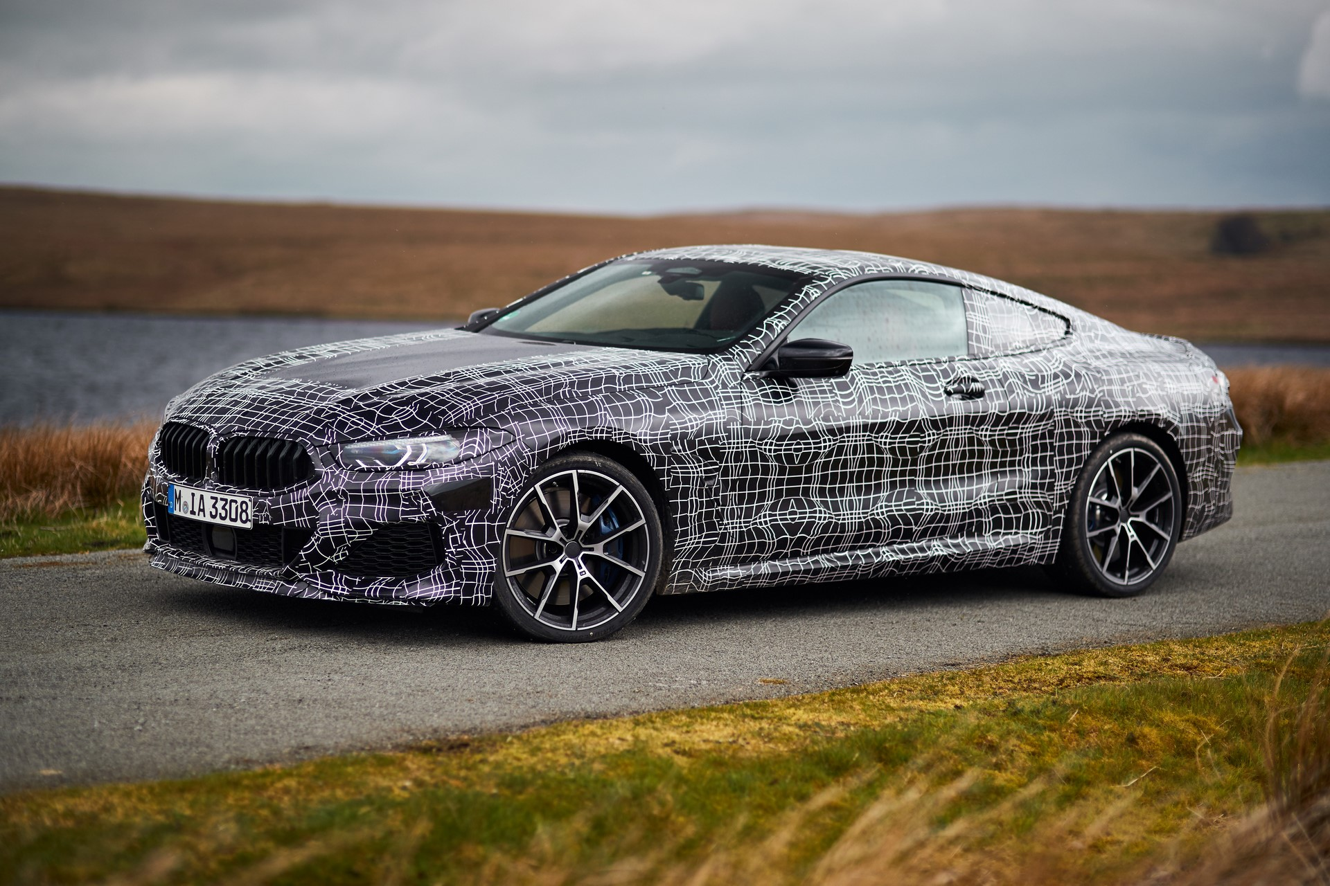 BMW M850i xDrive spy (35)