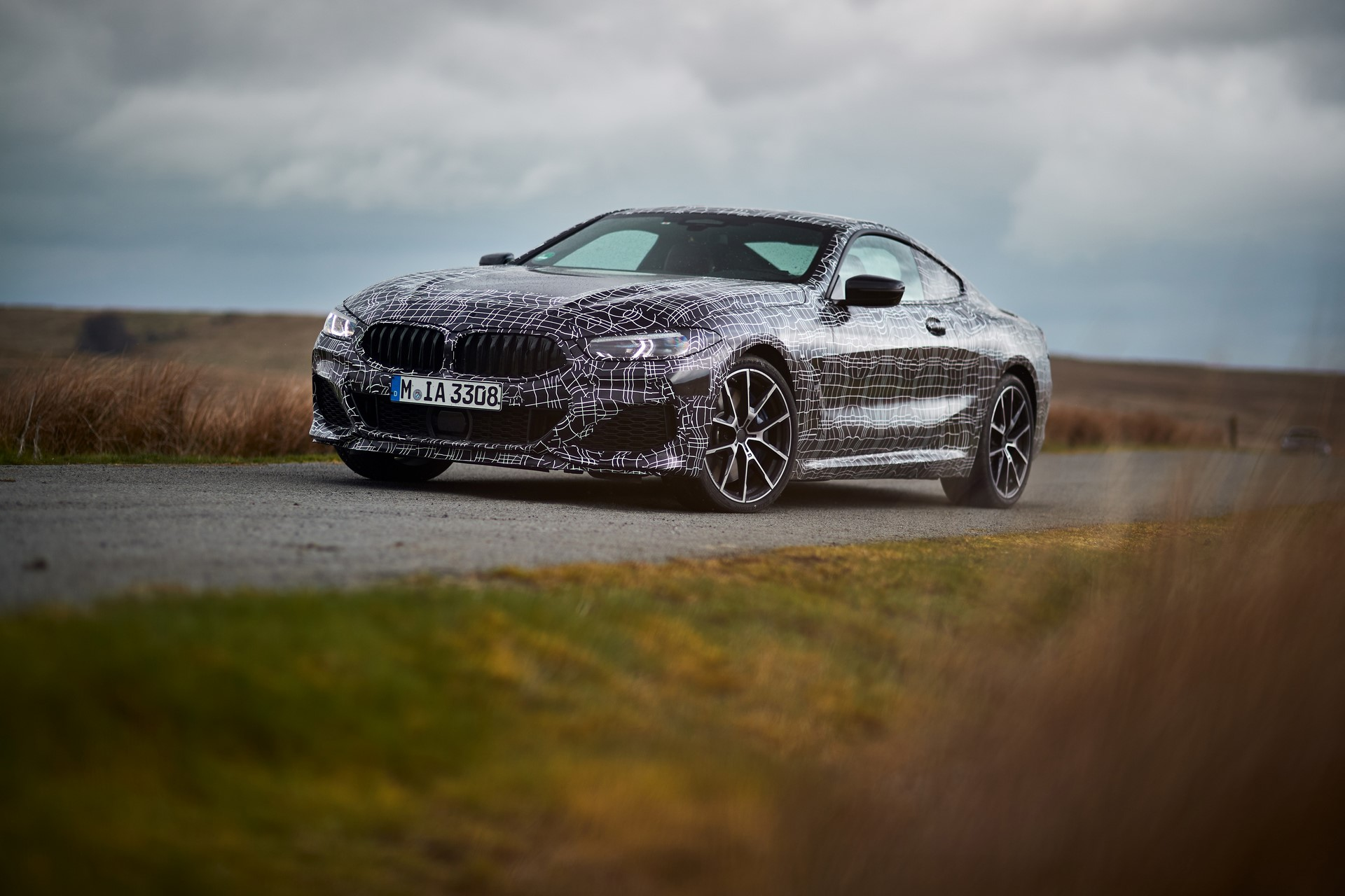 BMW M850i xDrive spy (36)