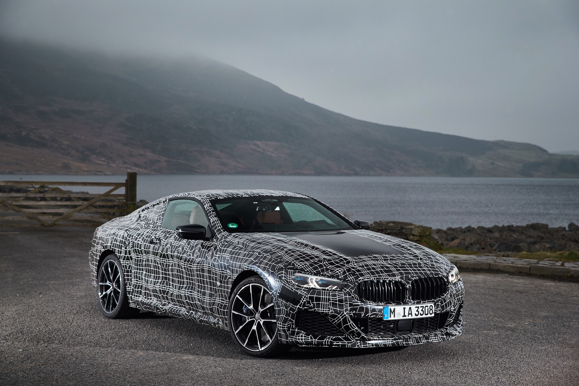 BMW M850i xDrive spy (37)