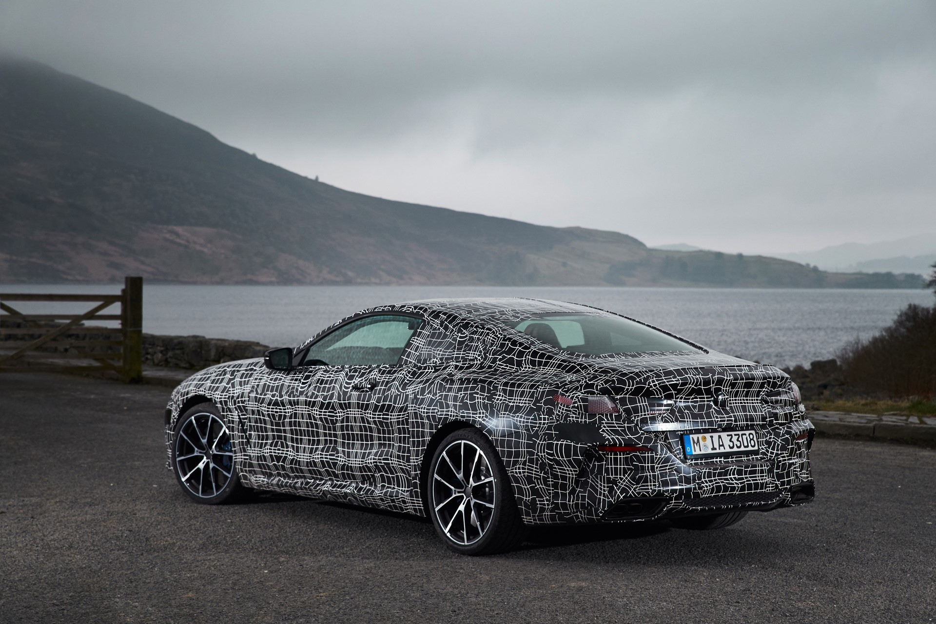 BMW M850i xDrive spy (39)