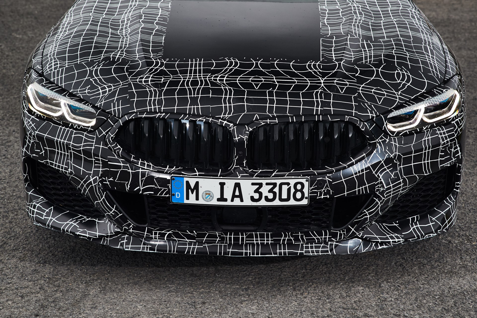 BMW M850i xDrive spy (41)