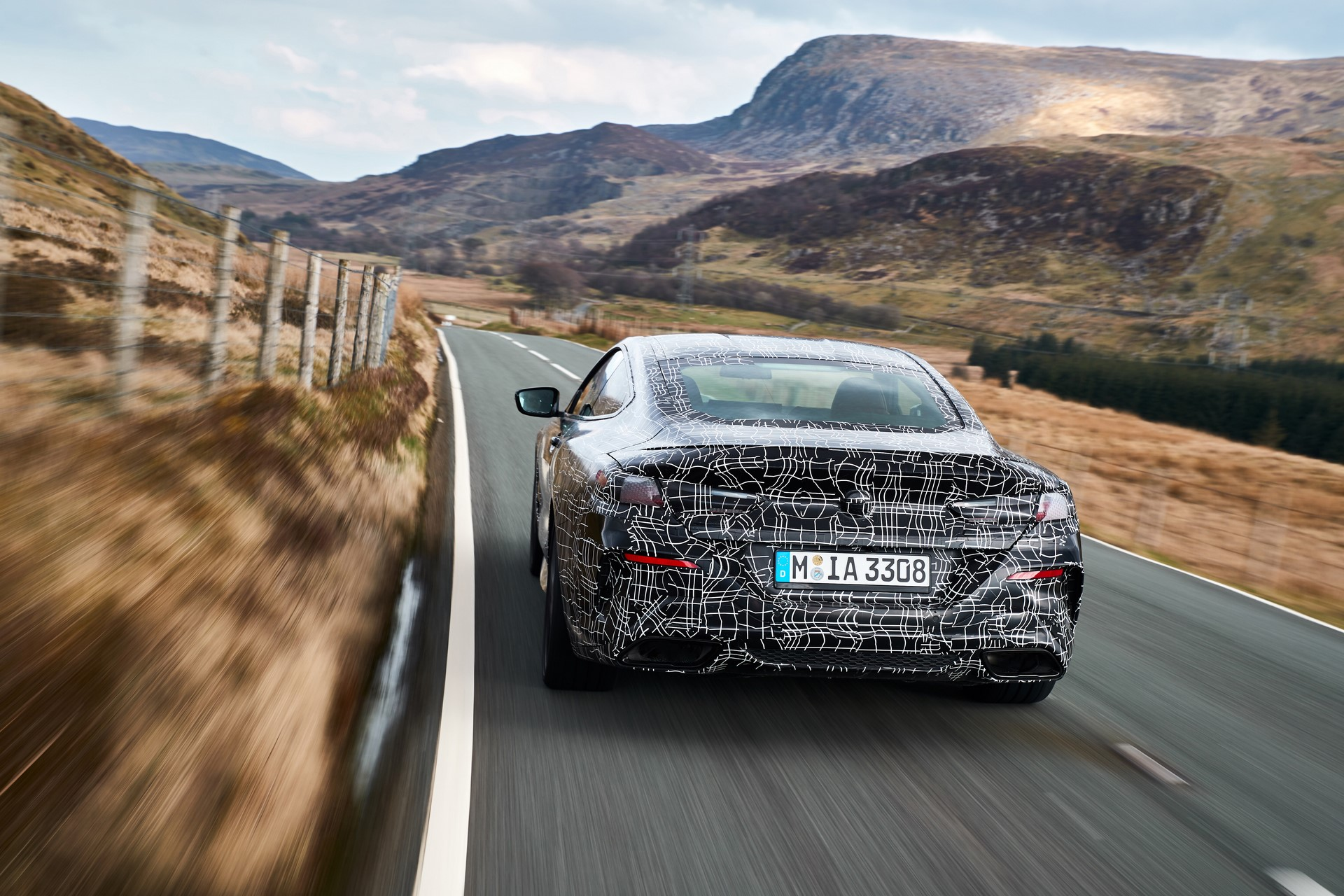BMW M850i xDrive spy (9)