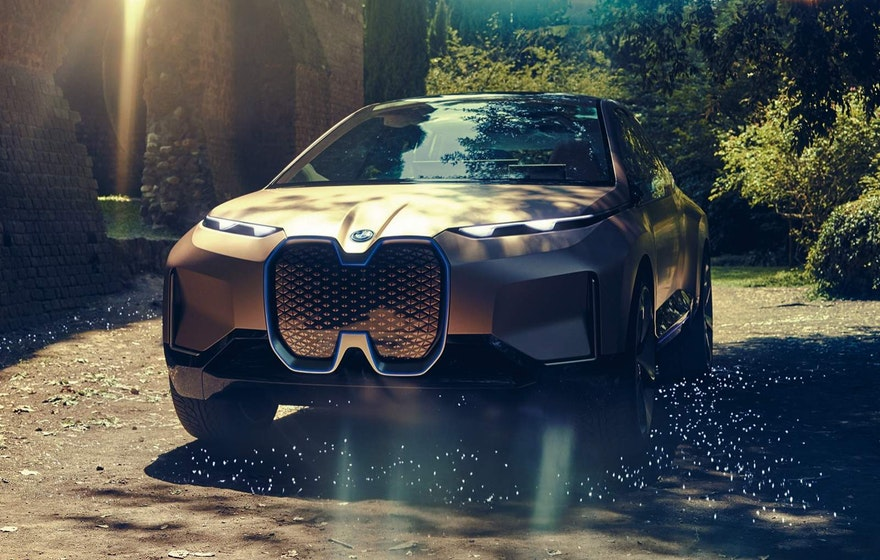 BMW Vision iNEXT Concept (1)