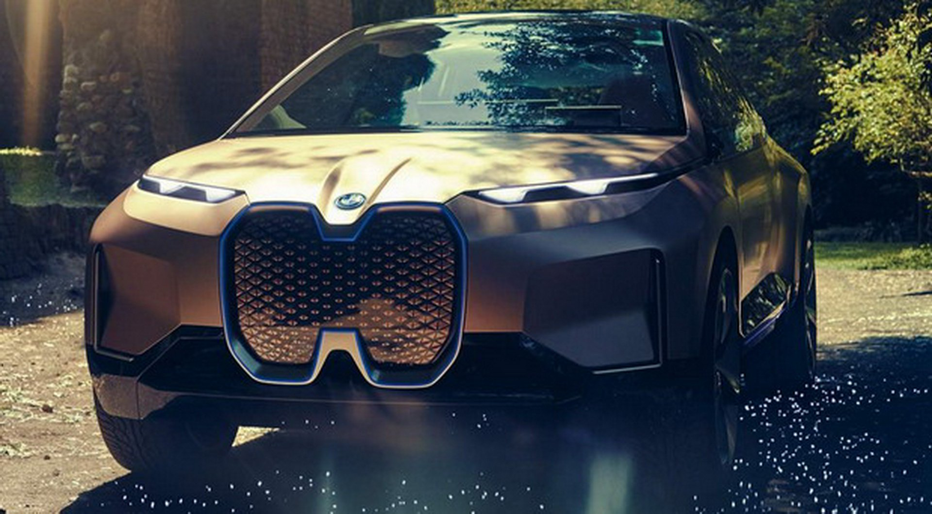 BMW Vision iNEXT Concept leaked photos (1)