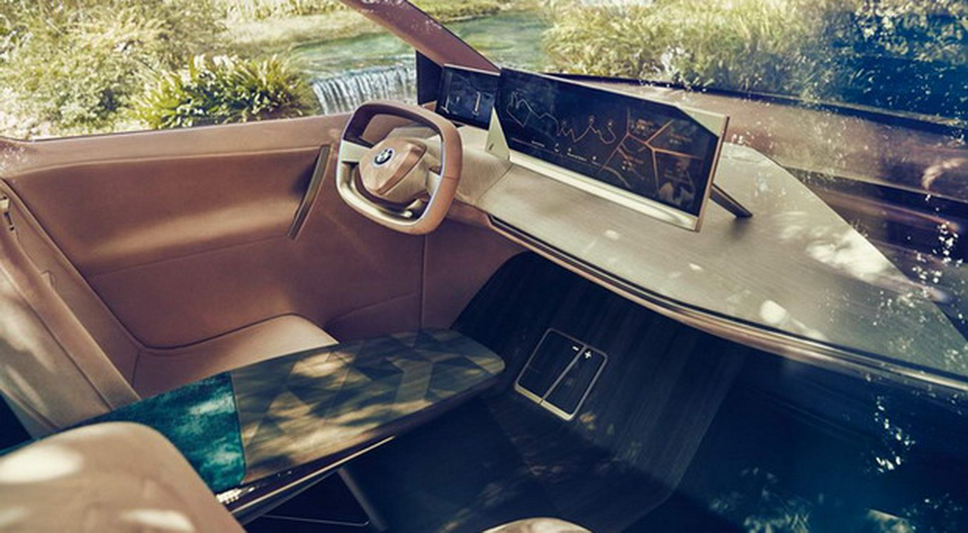 BMW Vision iNEXT Concept leaked photos (9)