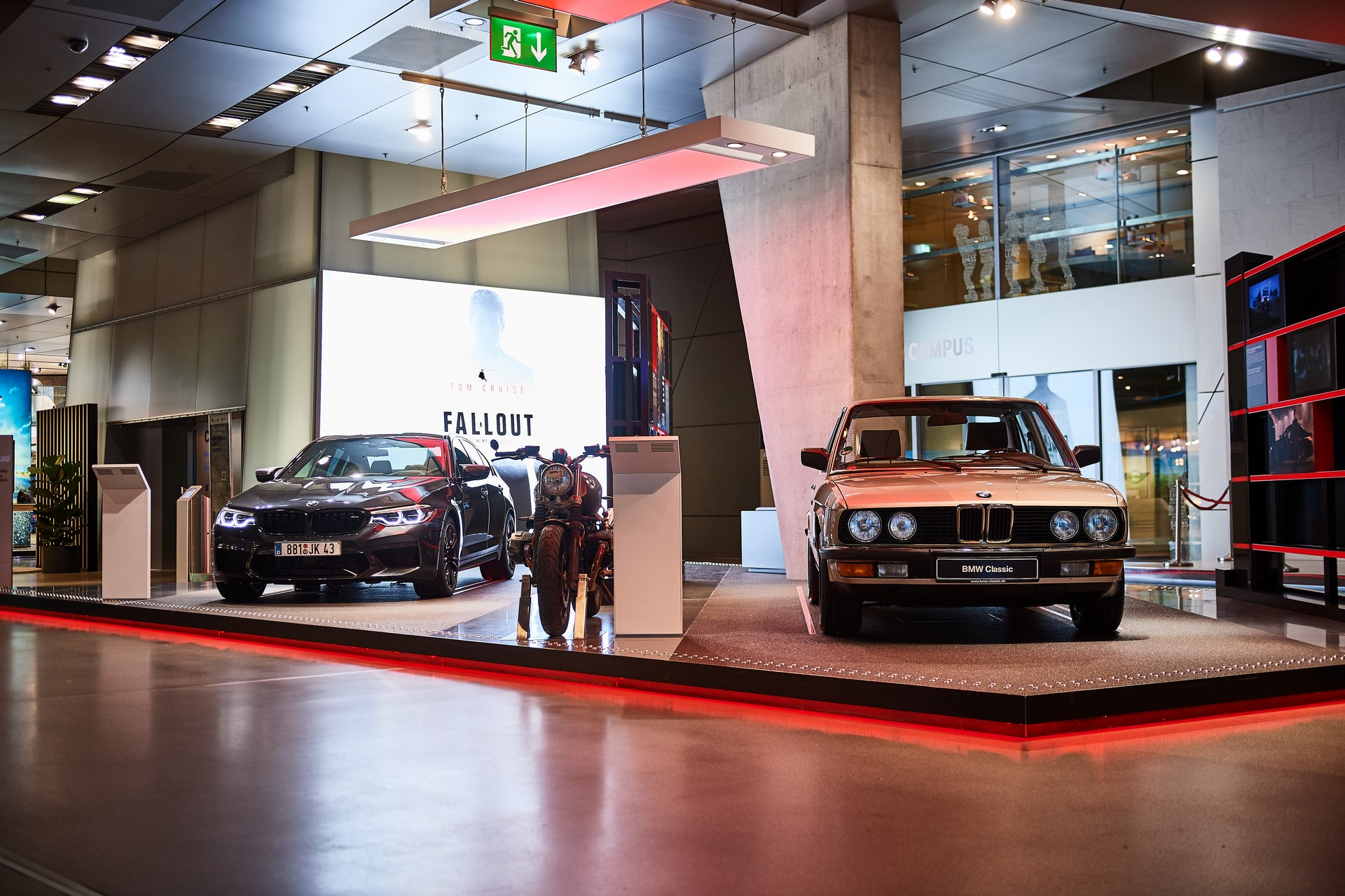 BMW Welt Mission Impossible Fallout (11)