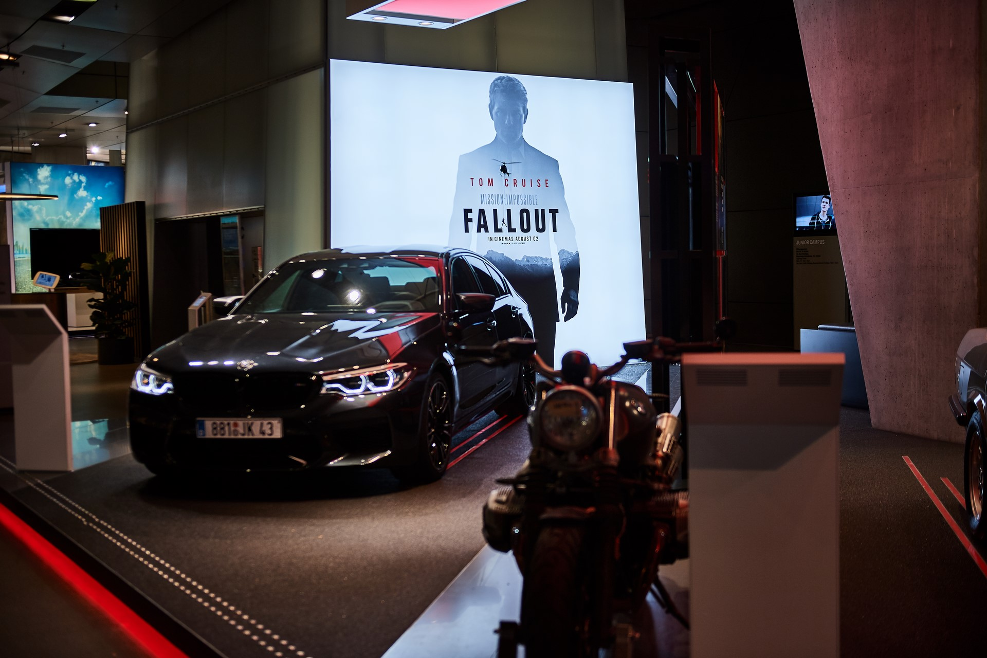 BMW Welt Mission Impossible Fallout (6)