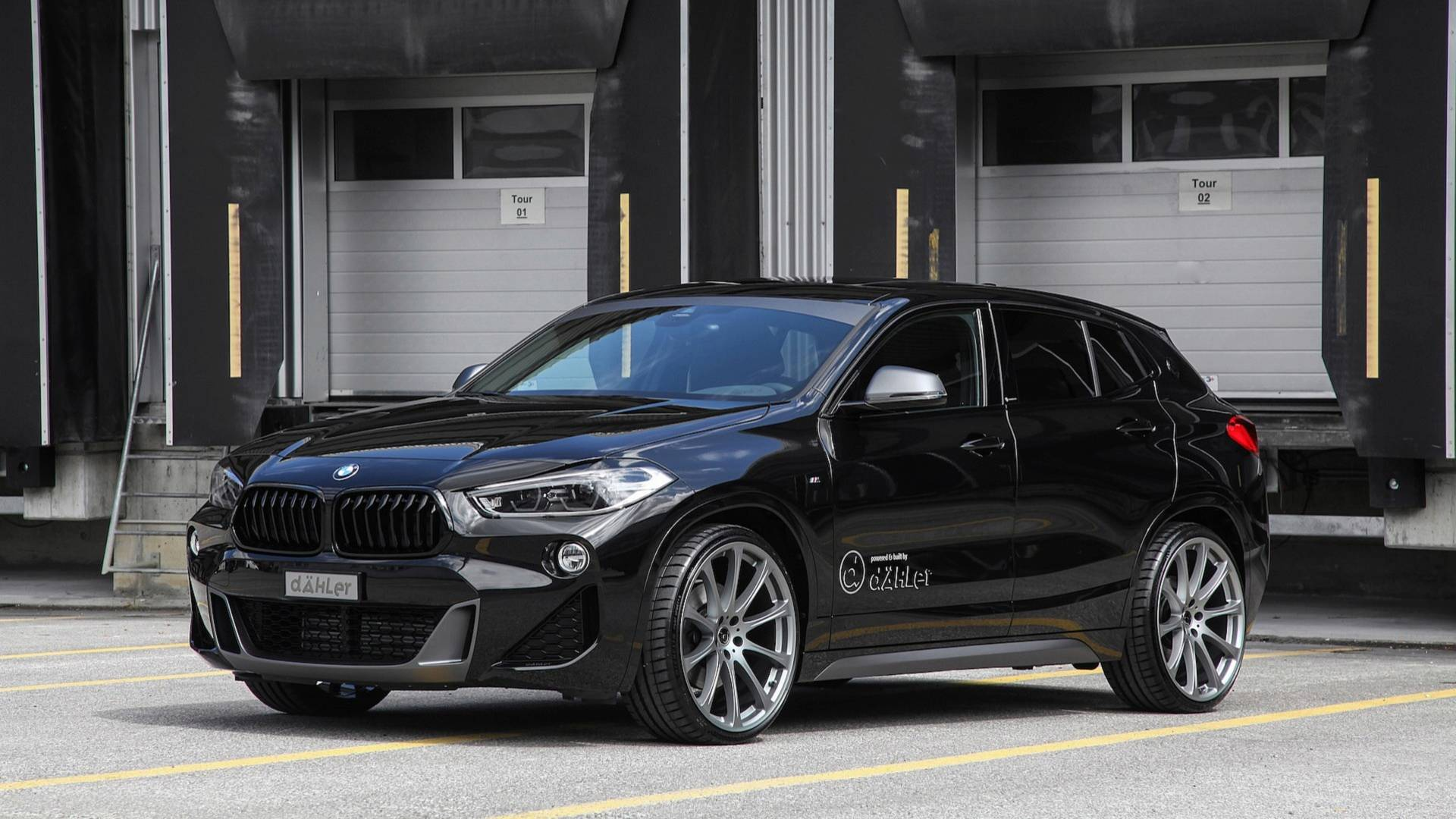 BMW X2 by Dahler (1)