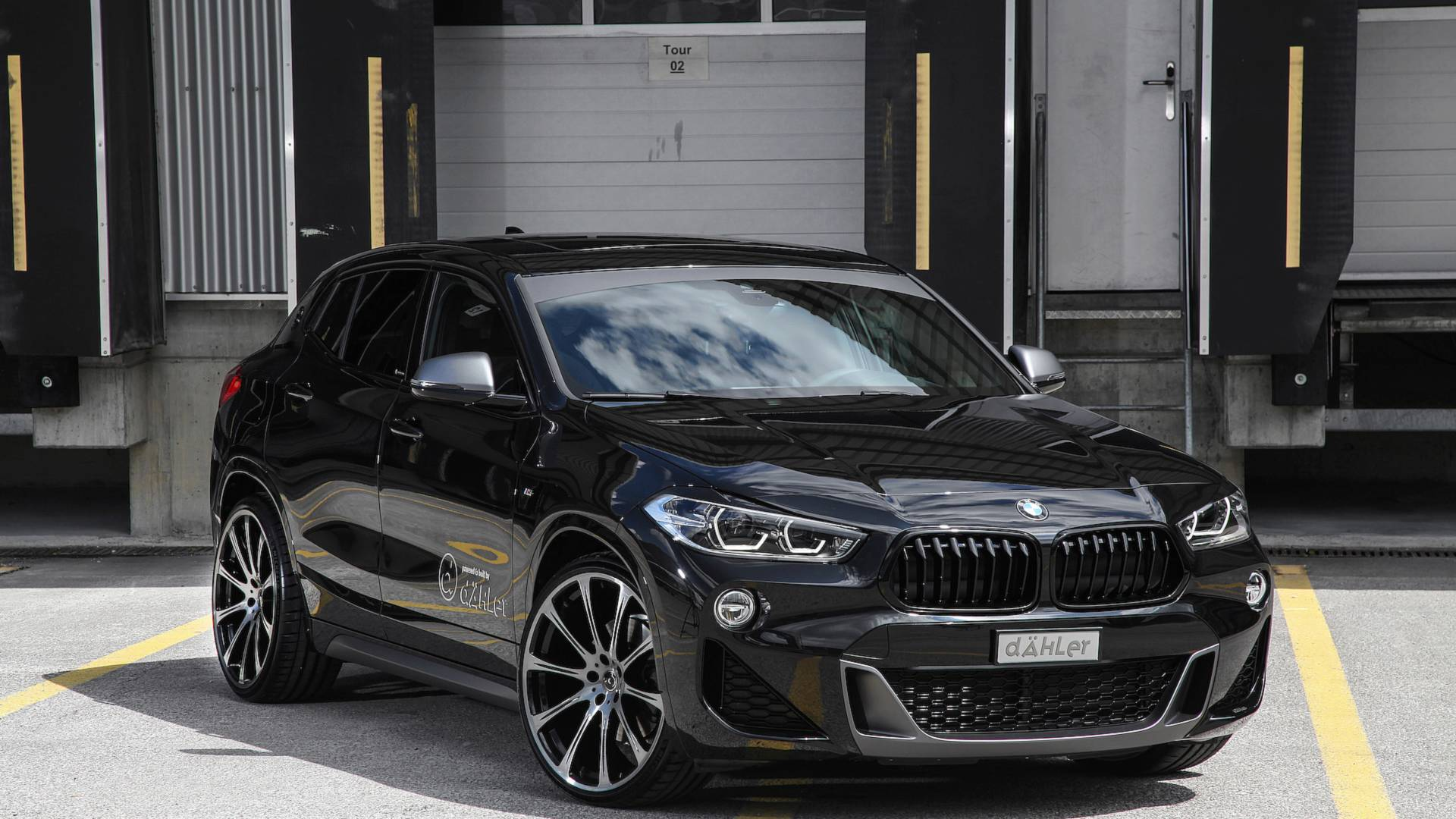 BMW X2 by Dahler (12)