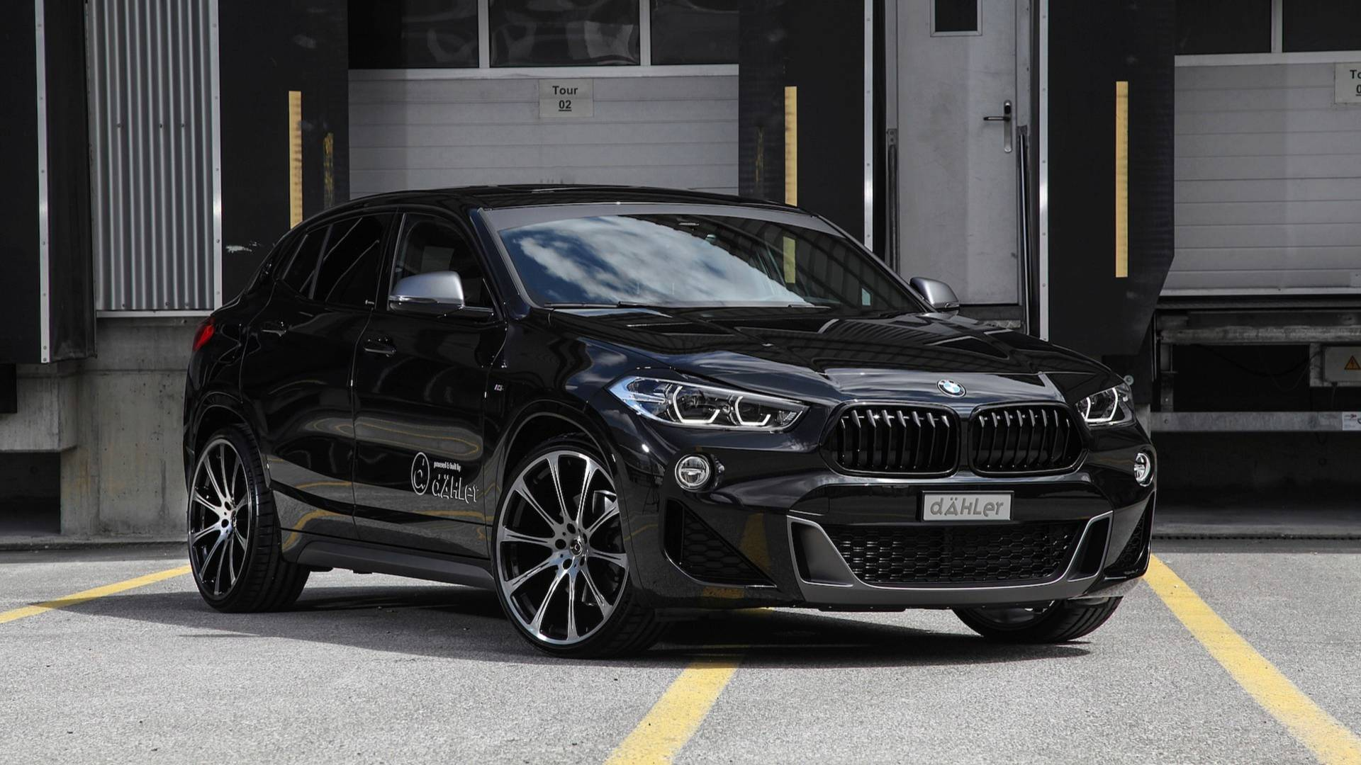 BMW X2 by Dahler (15)