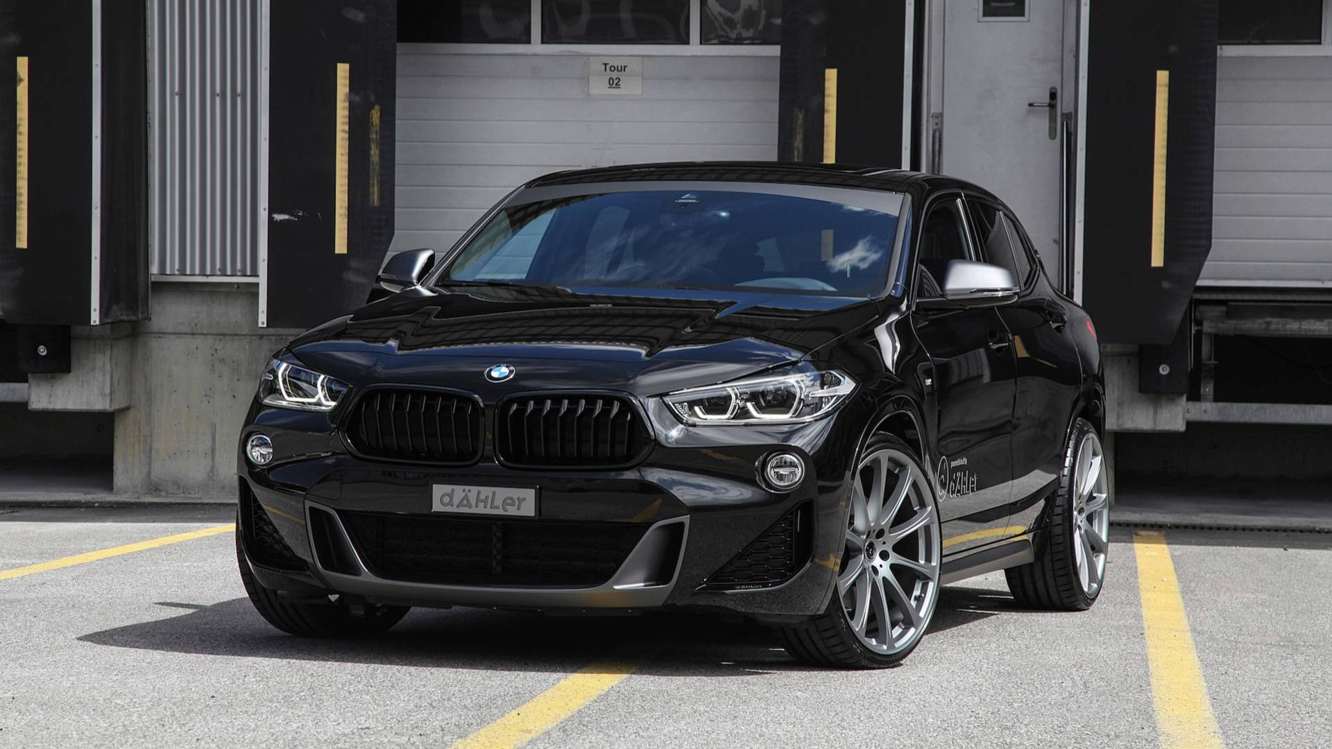 BMW X2 by Dahler (2)