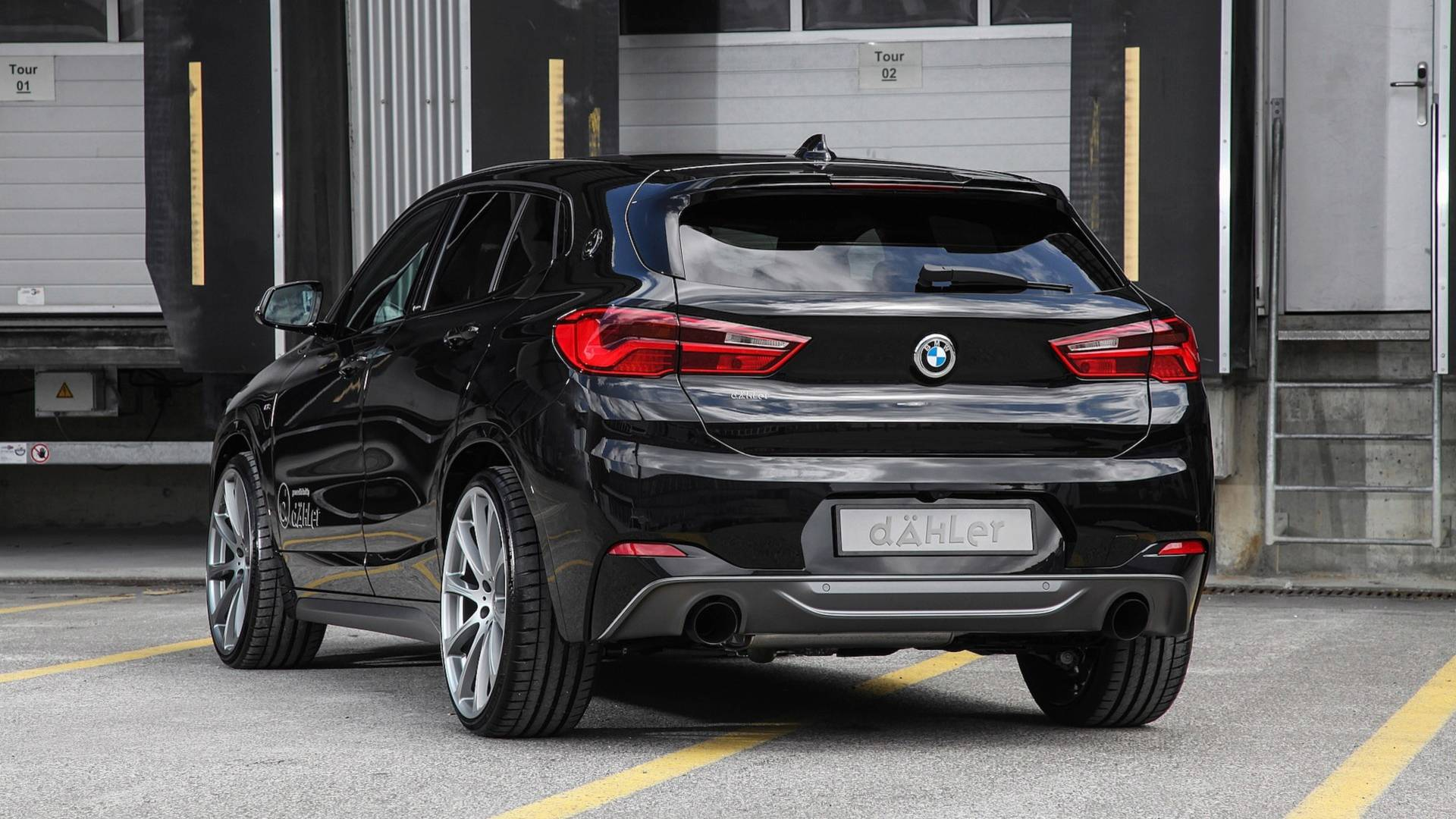 BMW X2 by Dahler (25)