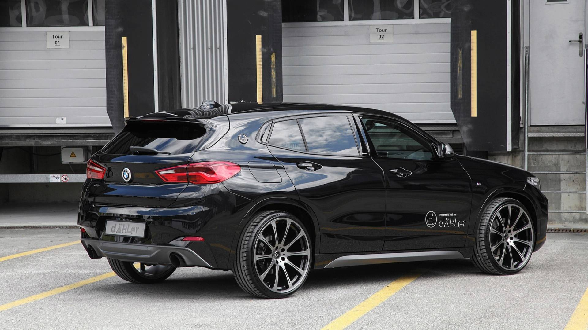 BMW X2 by Dahler (26)