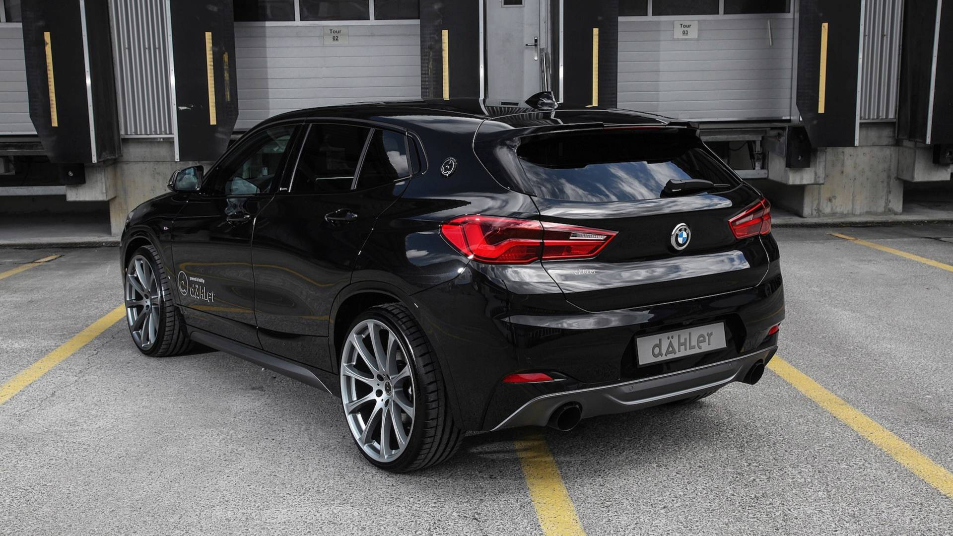 BMW X2 by Dahler (27)