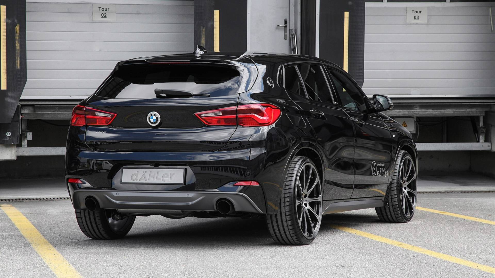 BMW X2 by Dahler (28)